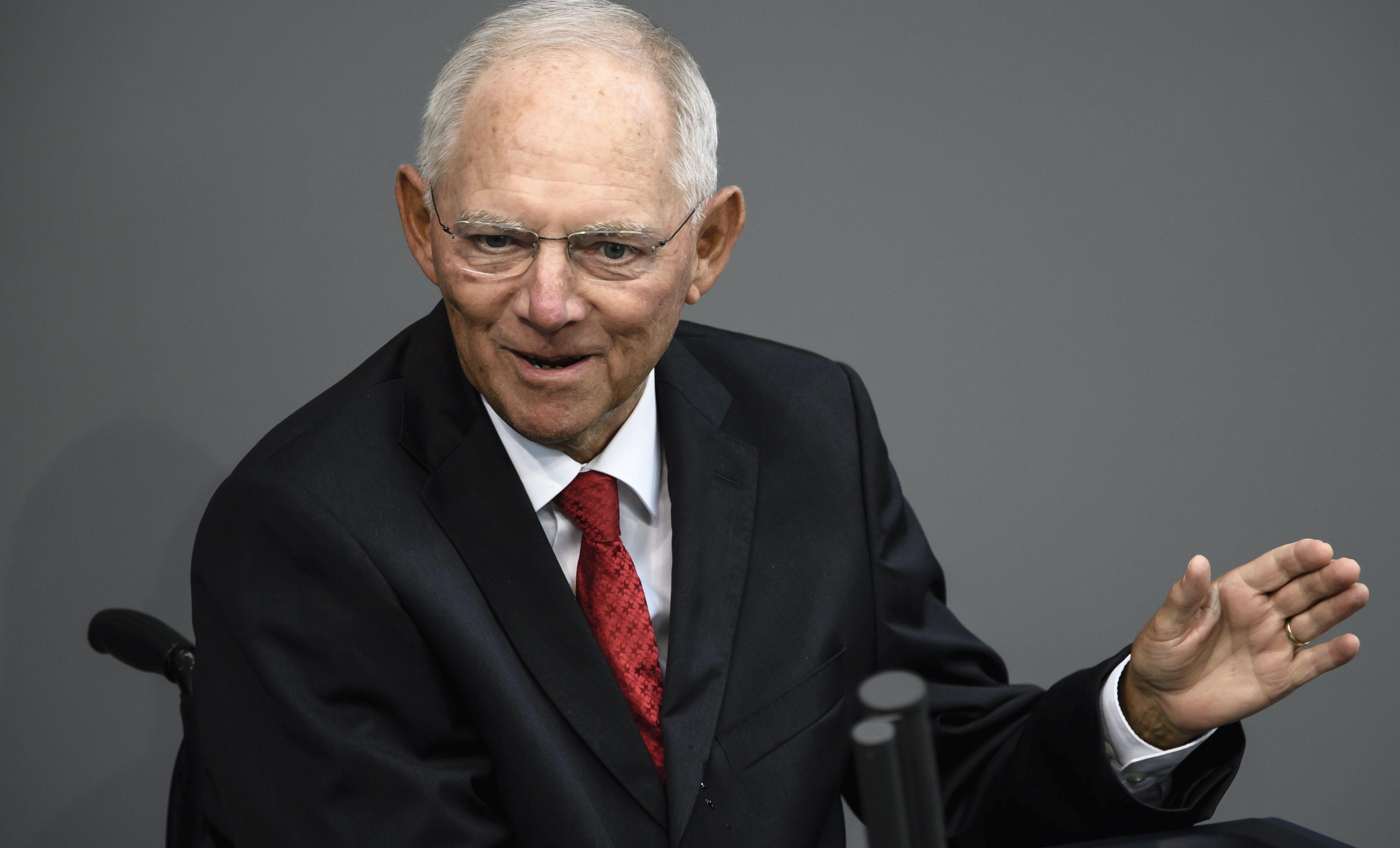 NJEMAČKA Wolfgang Schaeuble postaje predsjednik Bundestaga