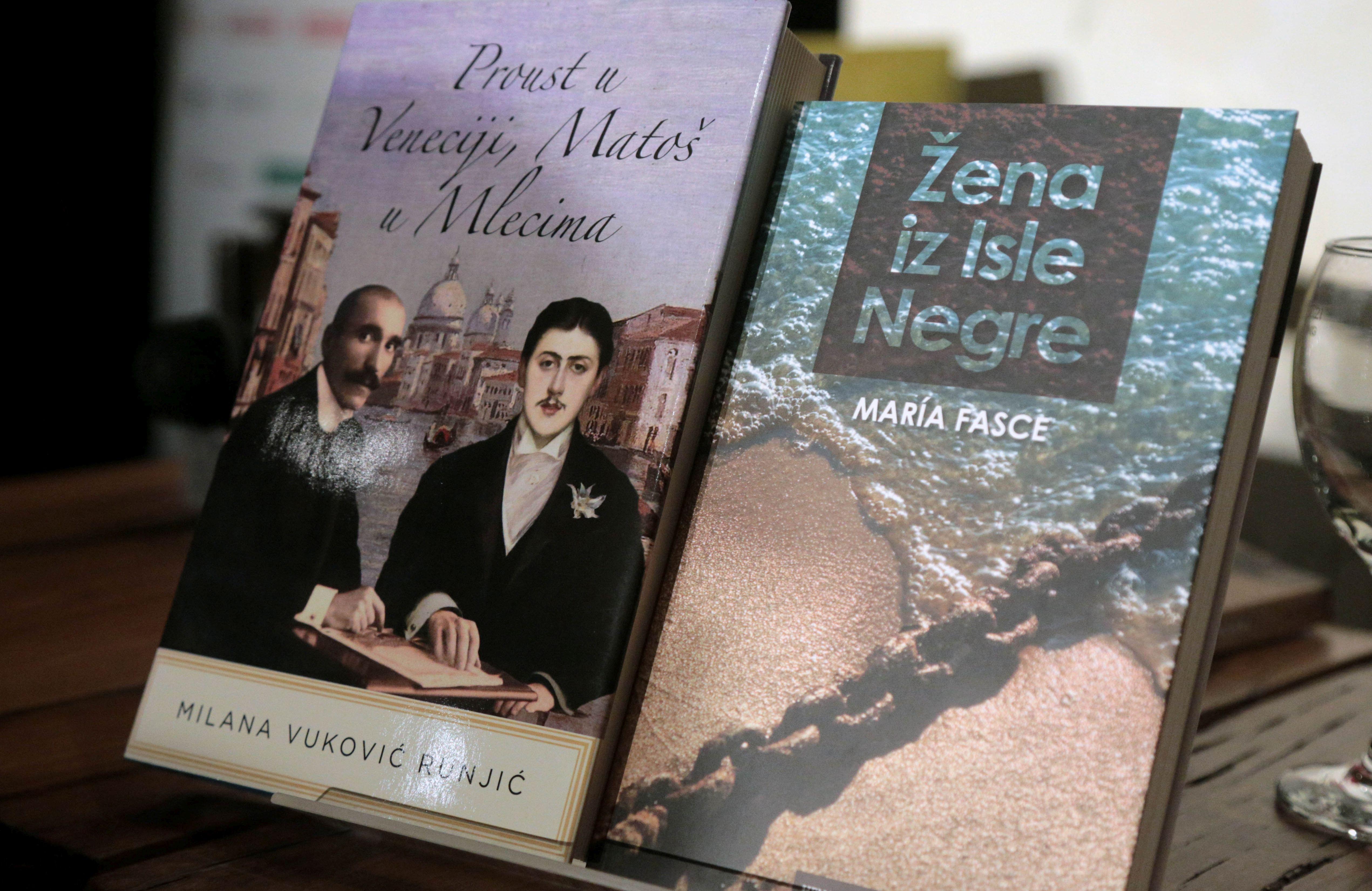 FSK – Gostovala nagrađivana argentinska književnica i novinarka Maria Fasce