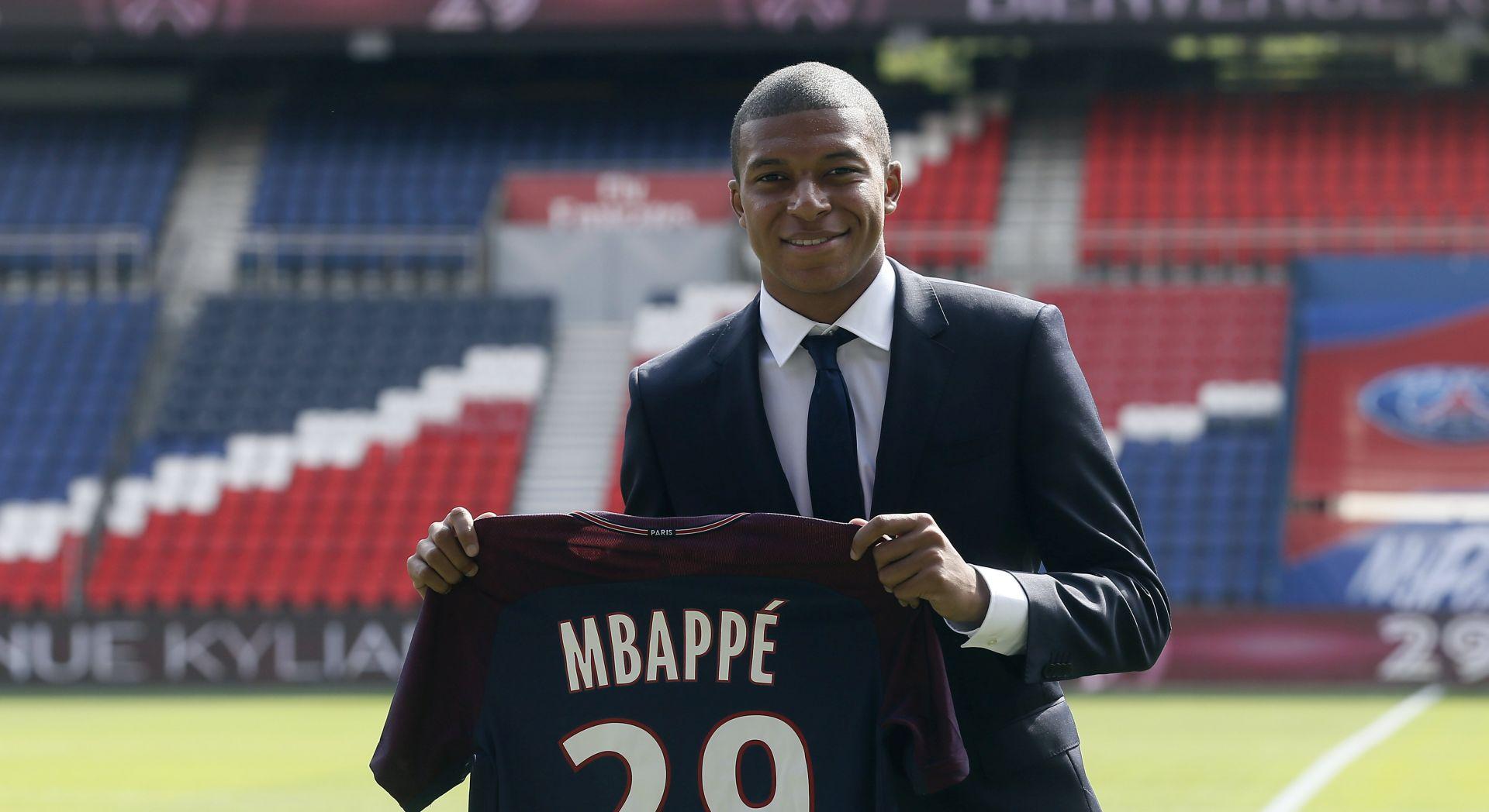 LIGUE 1 Prvijenac Mbappea u visokoj pobjedi PSG-a