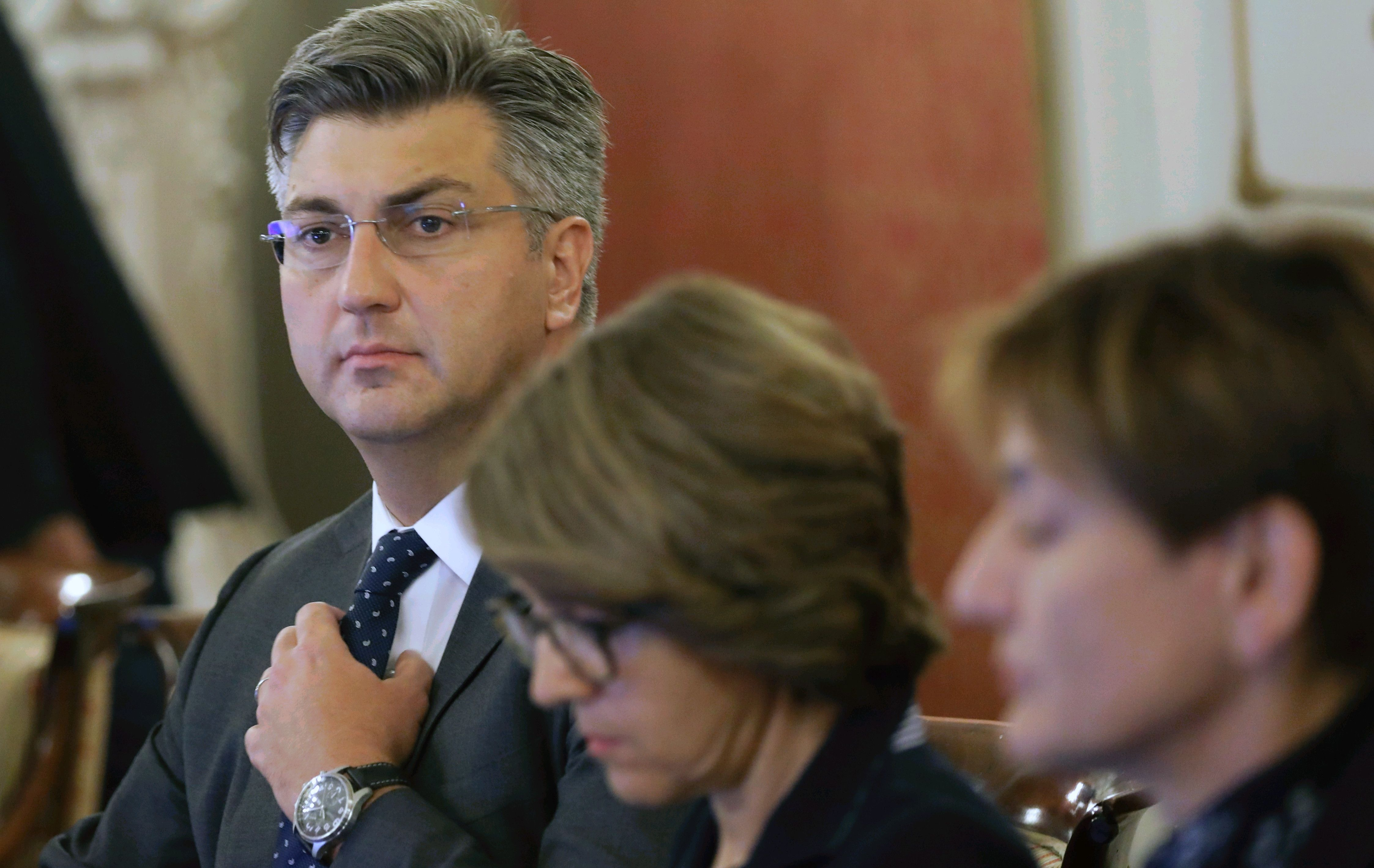 Plenković odgovorio na kritike predsjednice