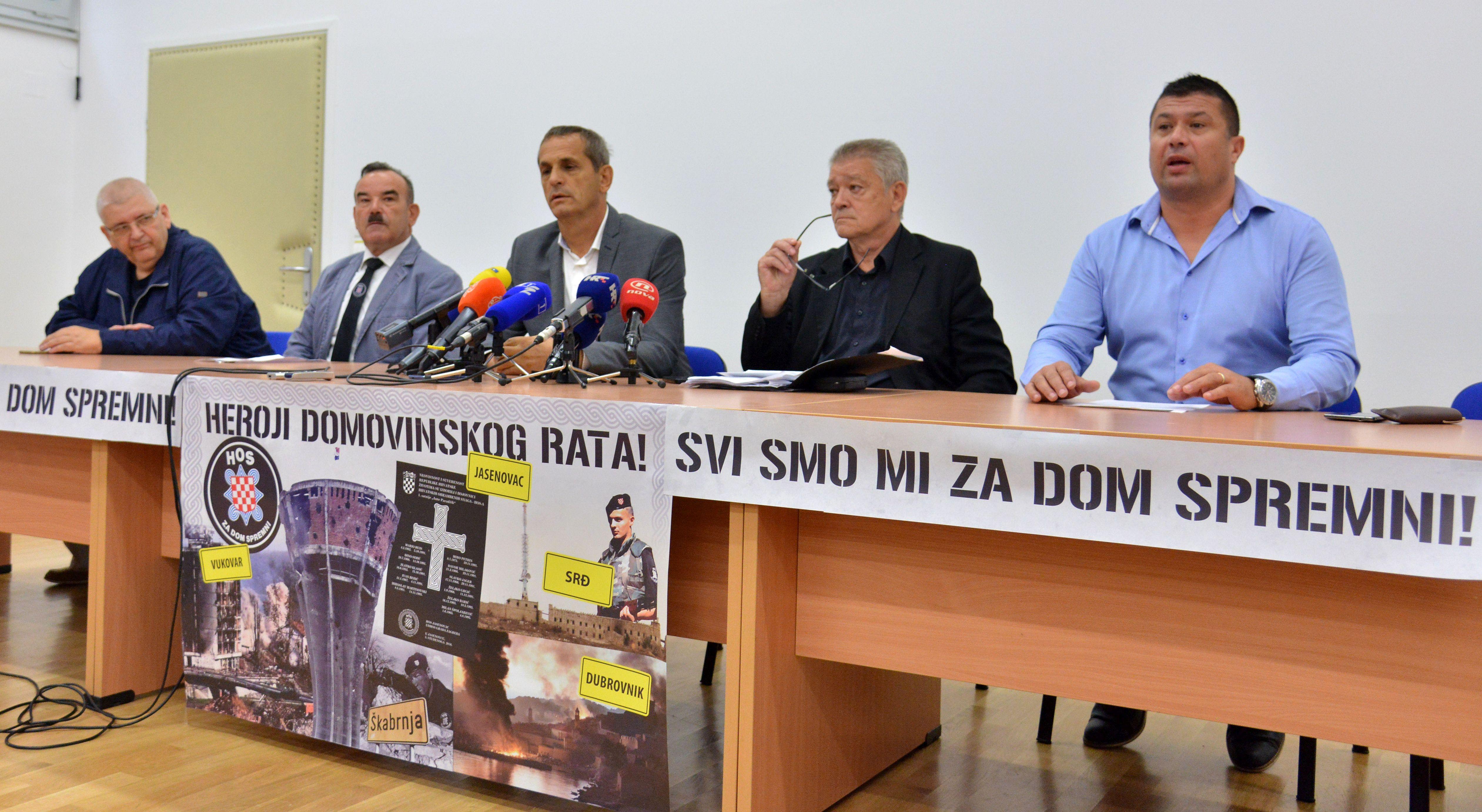 KONFERENCIJA HOS-A 'ZDS je legitiman od prvog dana'