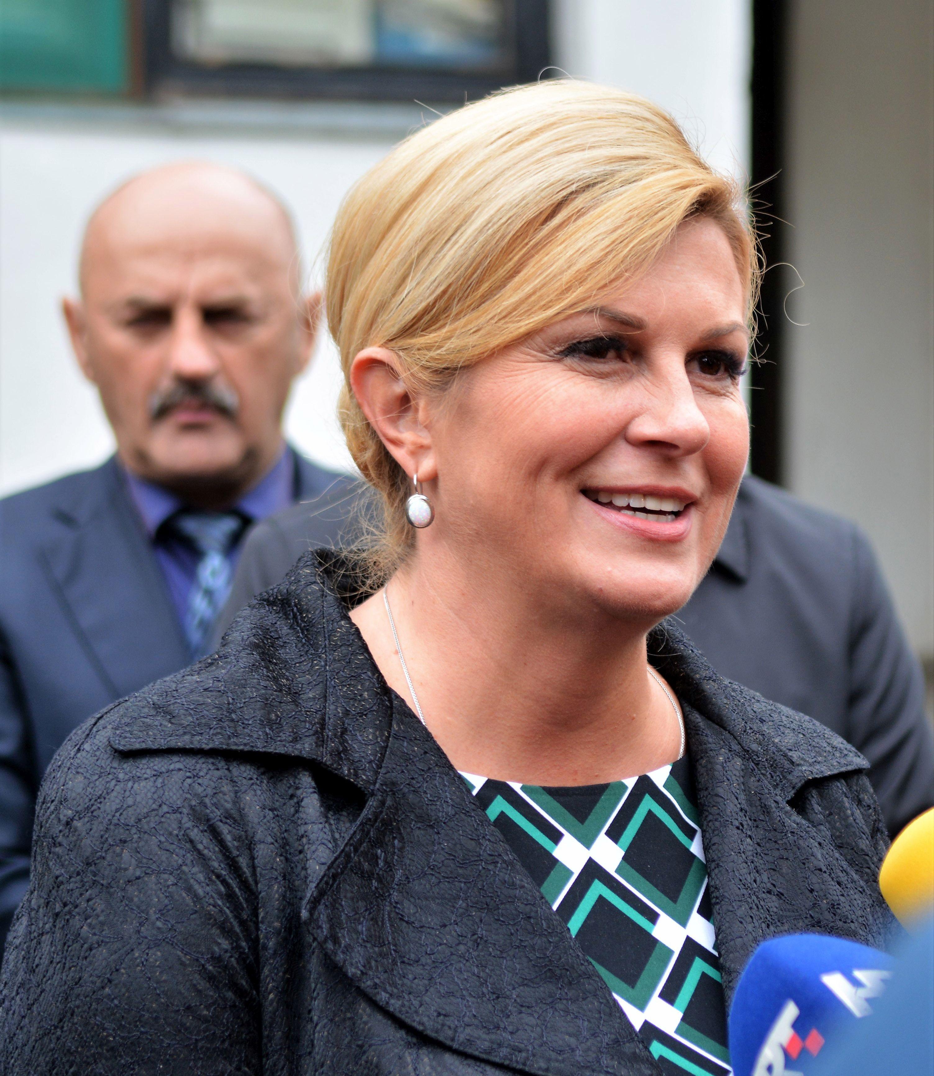 Inicijativa mladih za ljudska prava traži opoziv Grabar Kitarović