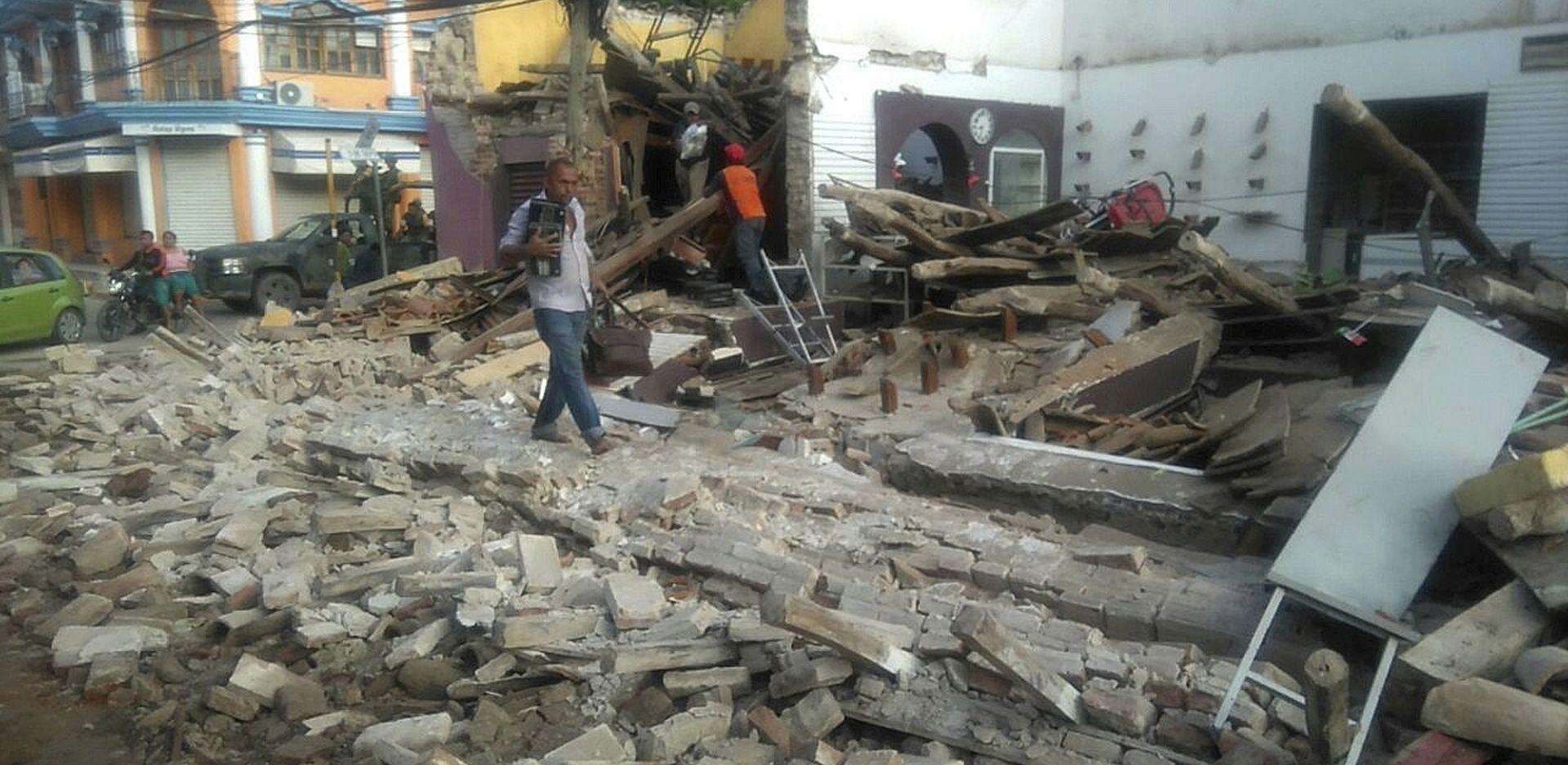 RAZORAN POTRES Broj pogoinulih u Meksiku narastao na 58