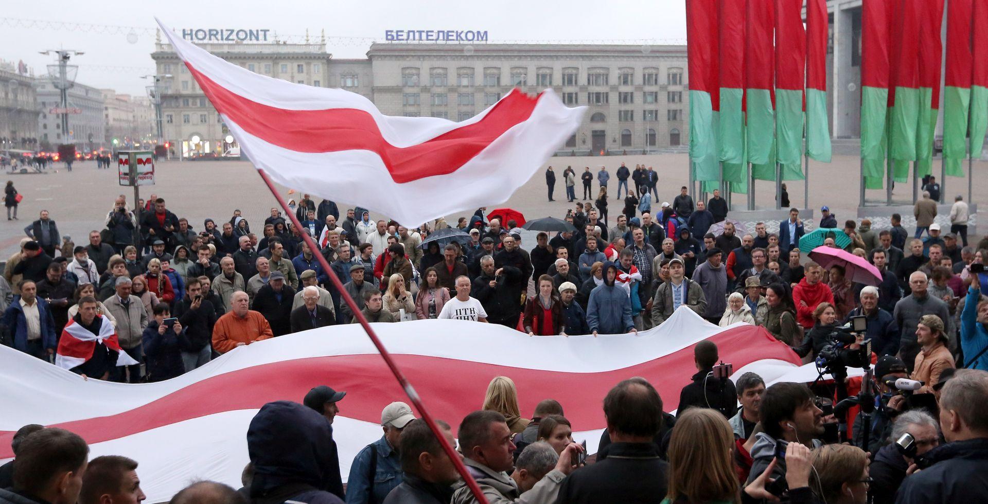 Minsk pozvao predstavnike 7 zemalja regije da budu promatrači vježbi