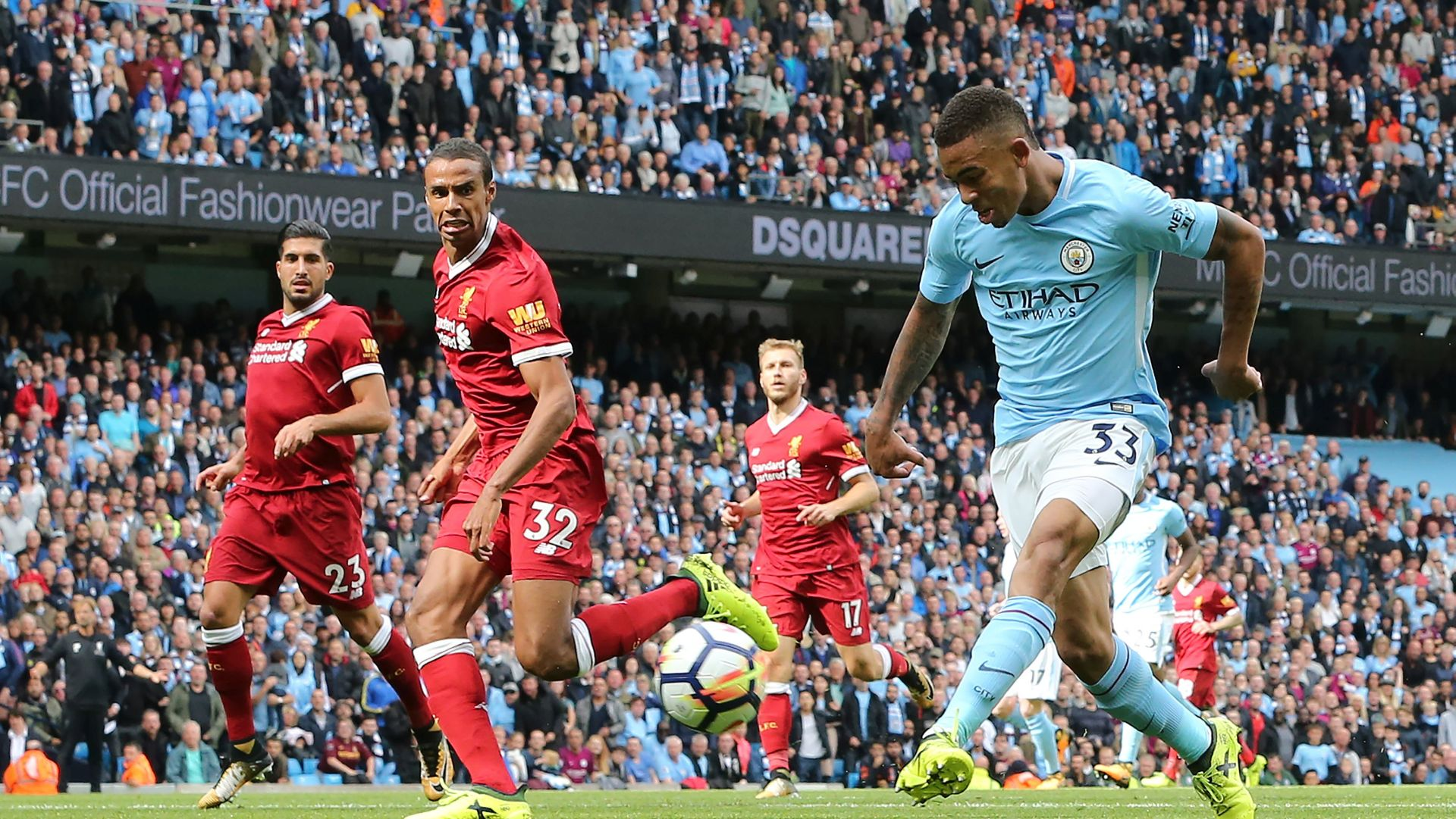 PREMIERLIGA 'Petarda' Manchester Cityja protiv Liverpoola