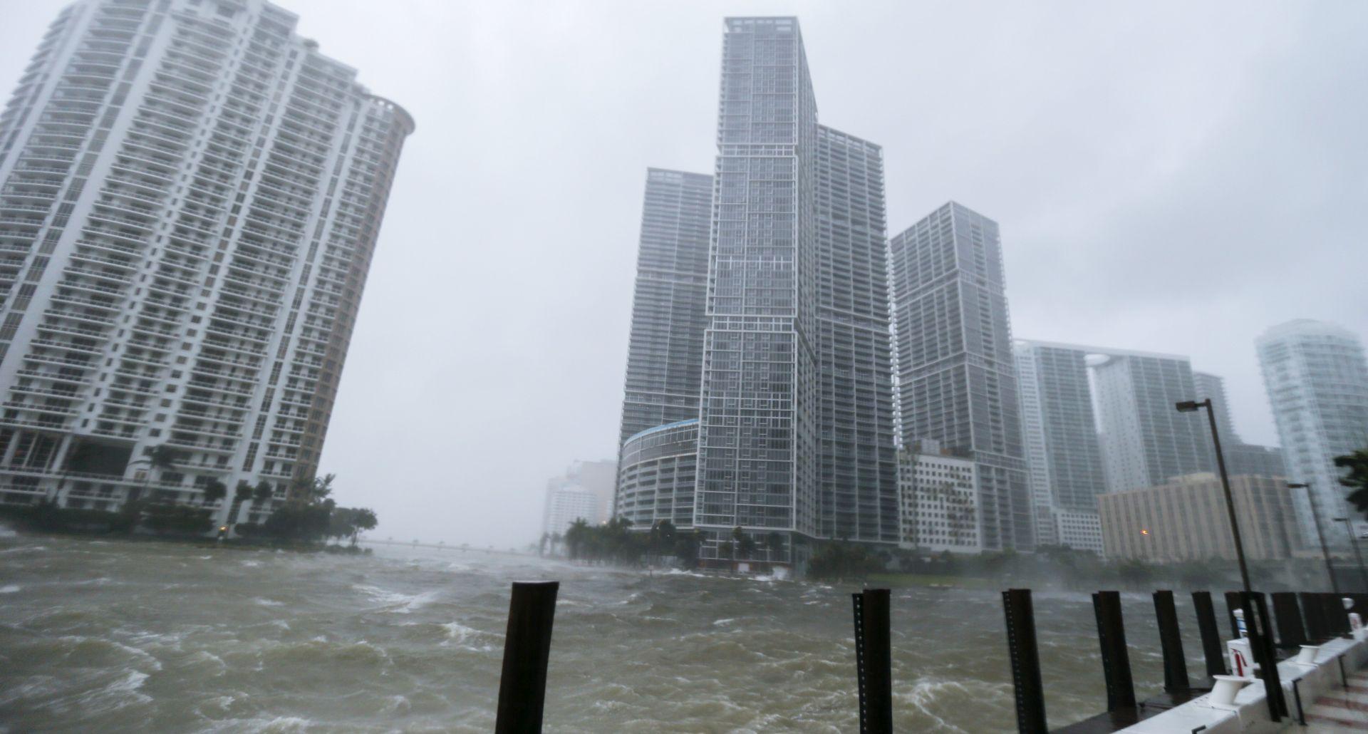 URAGAN IRMA Najveća opasnost je zapravo poplava