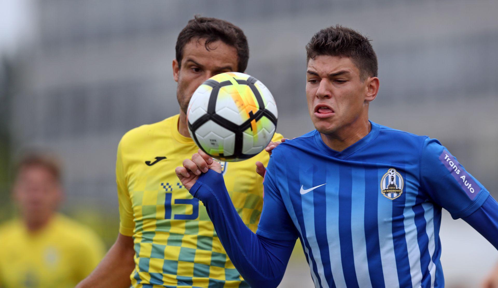 HNL Lokomotiva svladala Inter