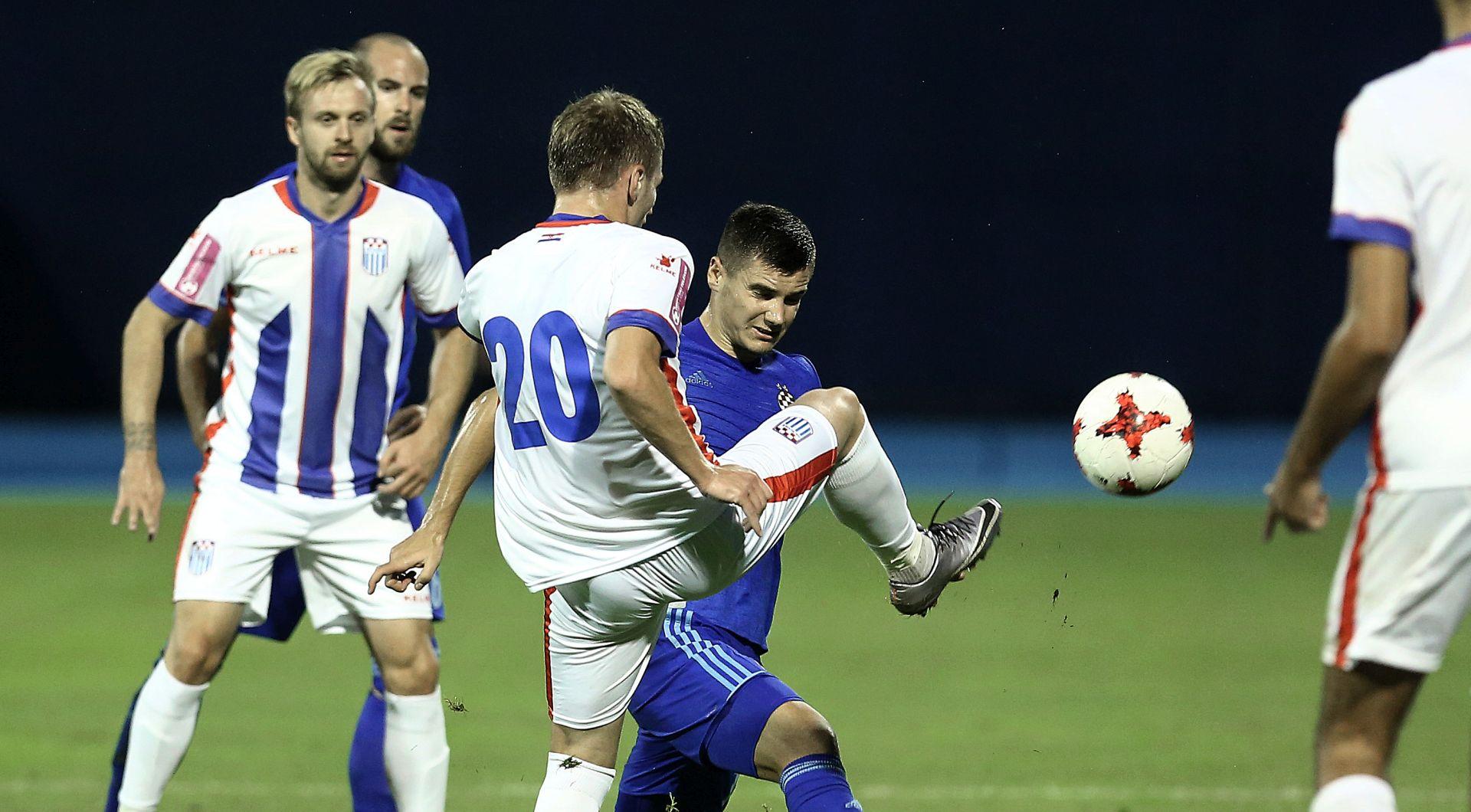 HNL Dinamo s 3:2 slavio protiv Rudeša
