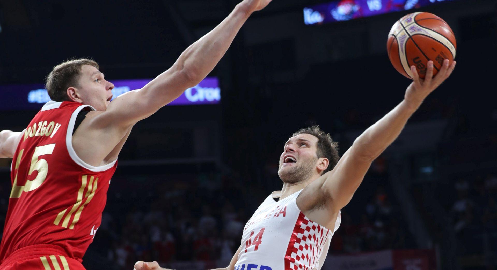 EUROBASKET Hrvatska podbacila, Rusija s 23 razlike u četvrtfinale