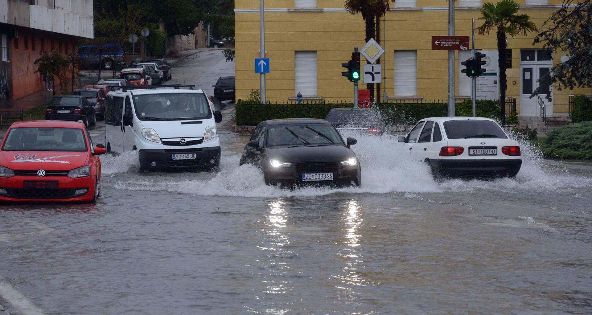 ĐUROKOVIĆ 'Još nema značajnijeg porasta vodostaja'