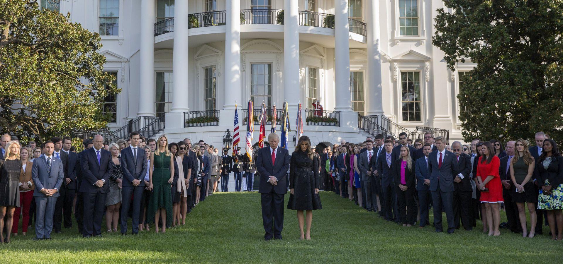 Trump povodom 11. rujna obećao pobijediti terorizam