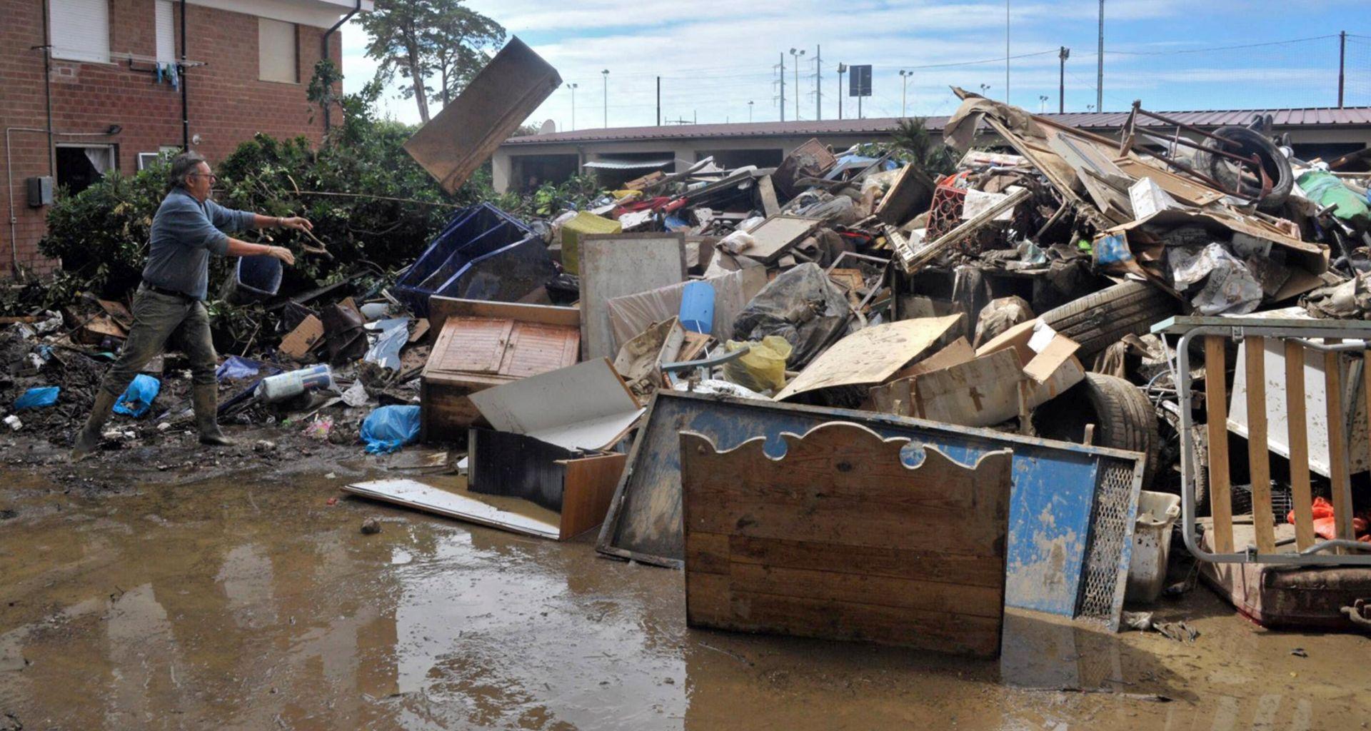 U poplavama u Toskani osam mrtvih