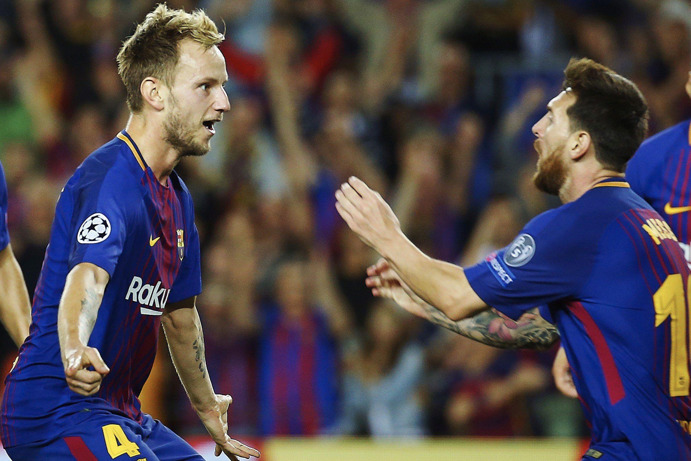 LP – Barcelona razbila Juventus, goljade Chelsea i PSG-a, pogodak Rakitića
