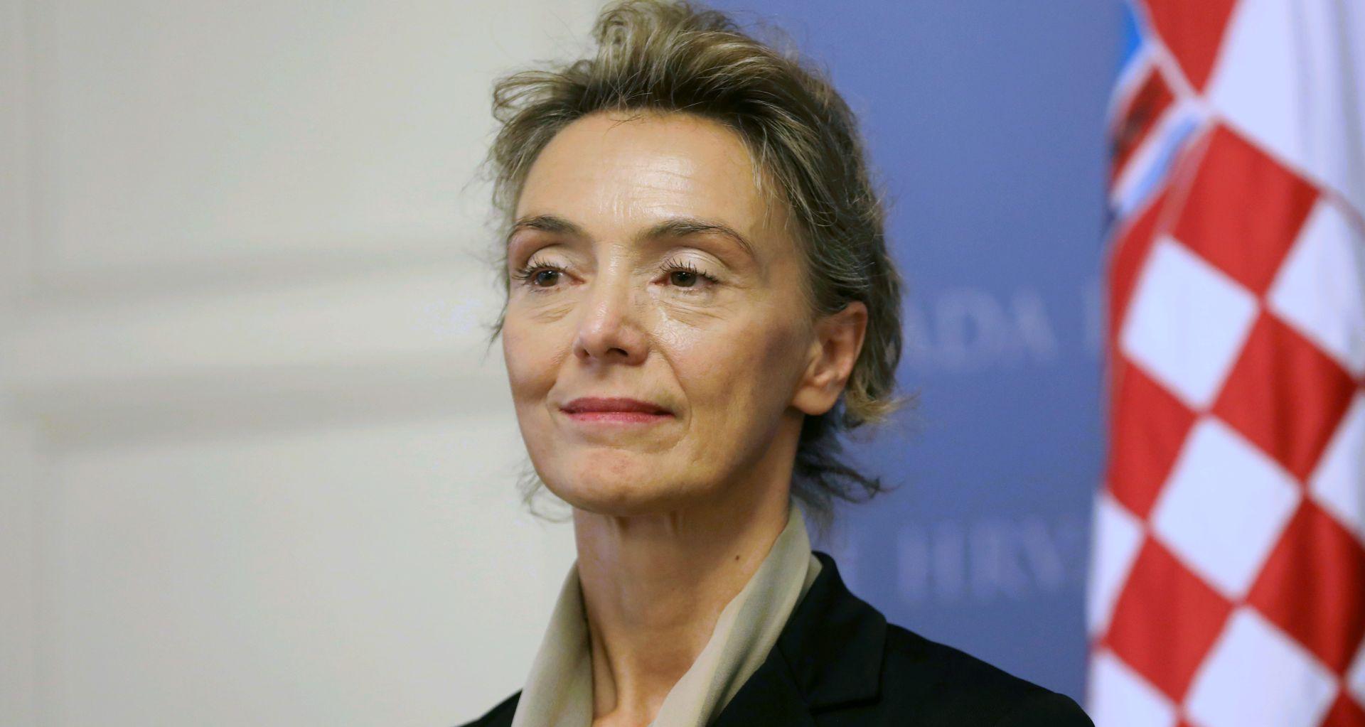 Ministrica Pejčinović Burić putuje na 72. zasjedanje Opće skupštine UN-a