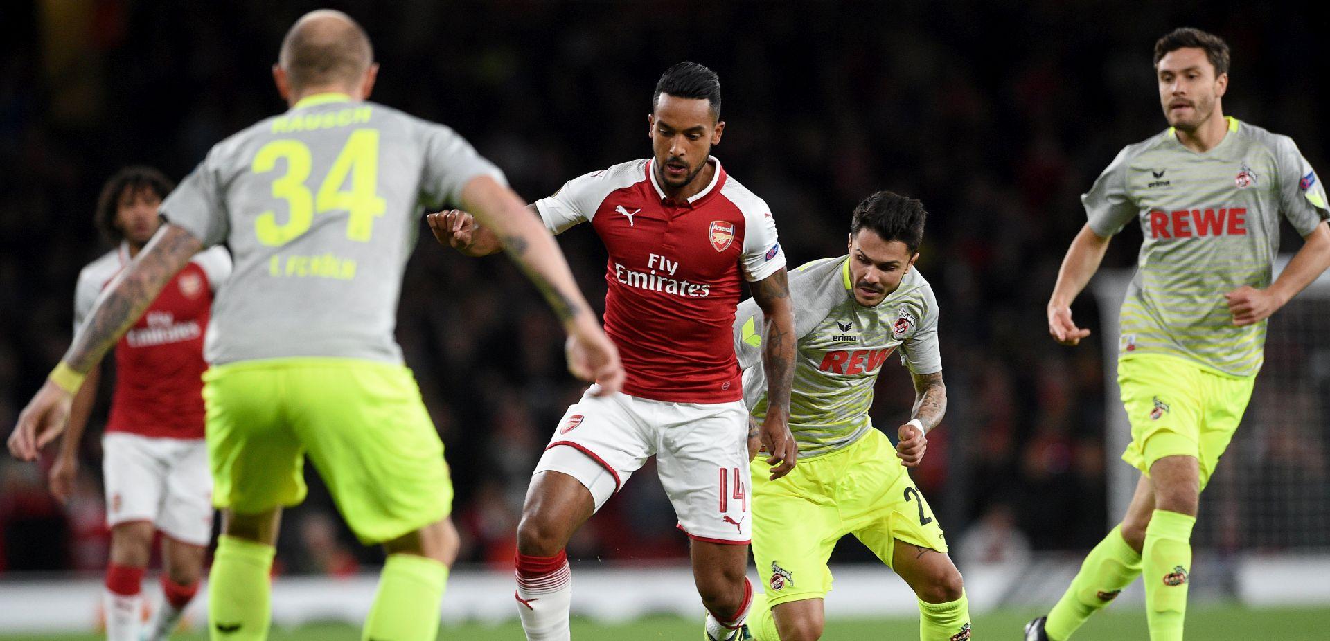 EUROPA LIGA Arsenal preokretom do pobjede nad Kölnom