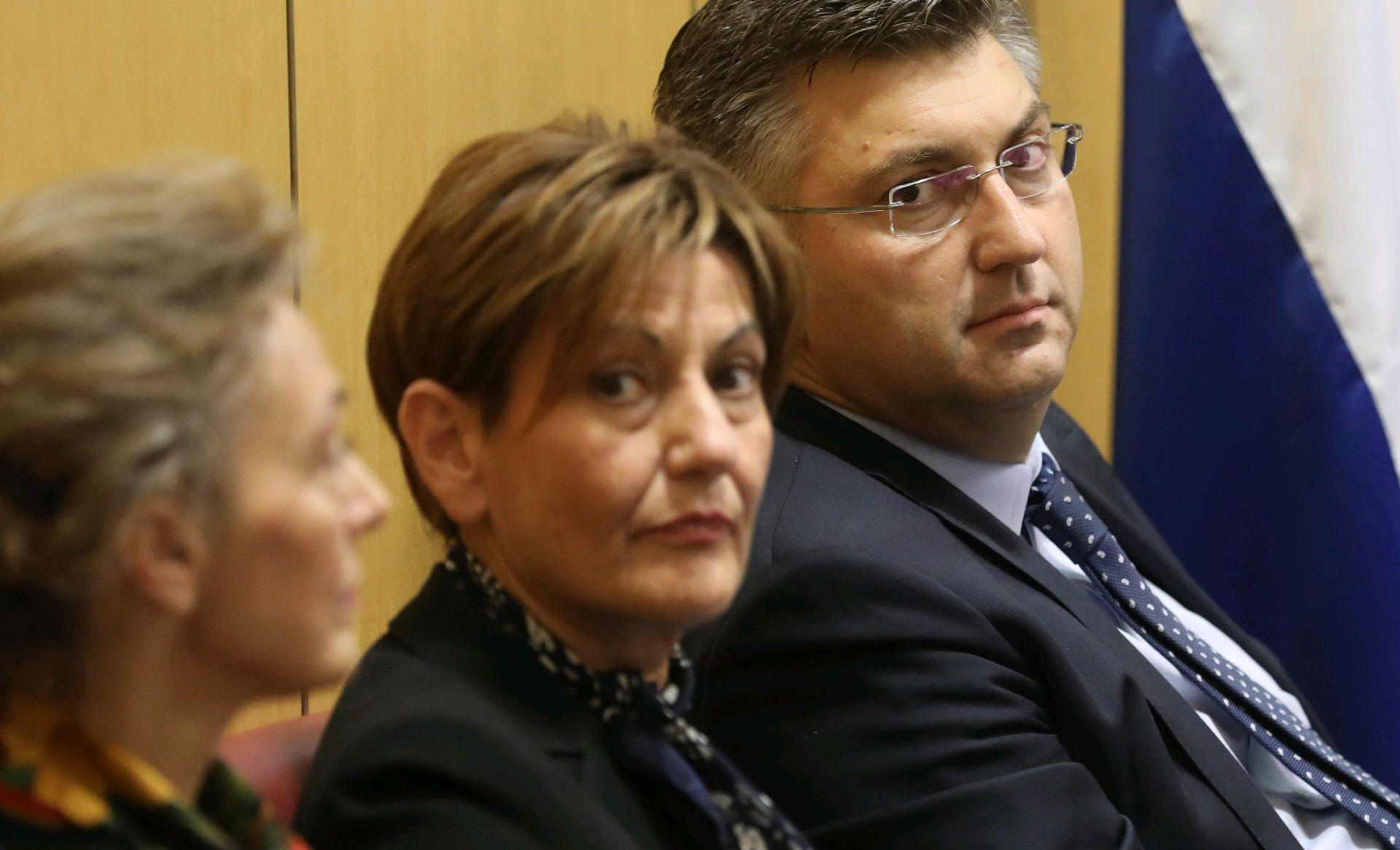 INICIJATIVA 'NE DAJ SE, CETINO' Otvoreno pismo ministrici Dalić