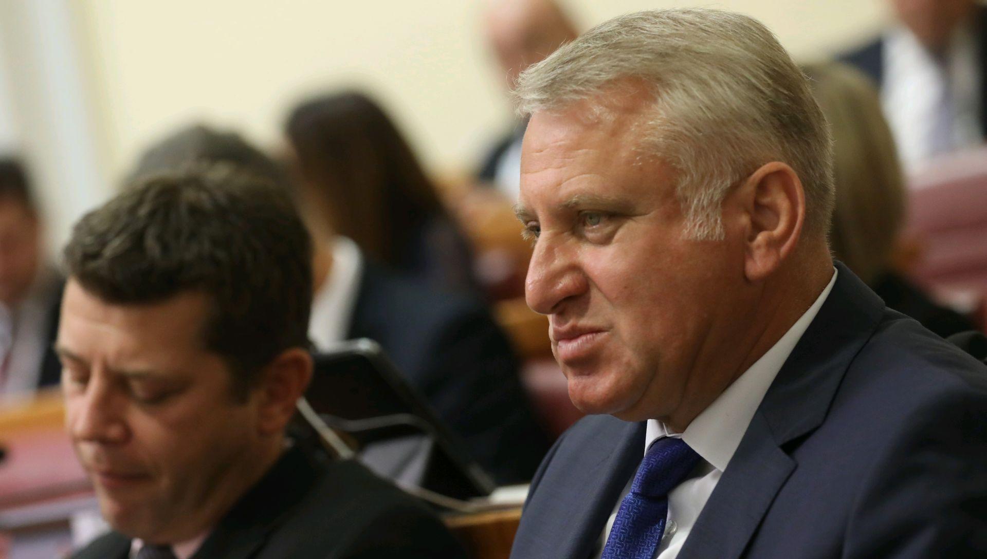 Hrvatski sabor skinuo imunitet HDZ-ovom Franji Luciću