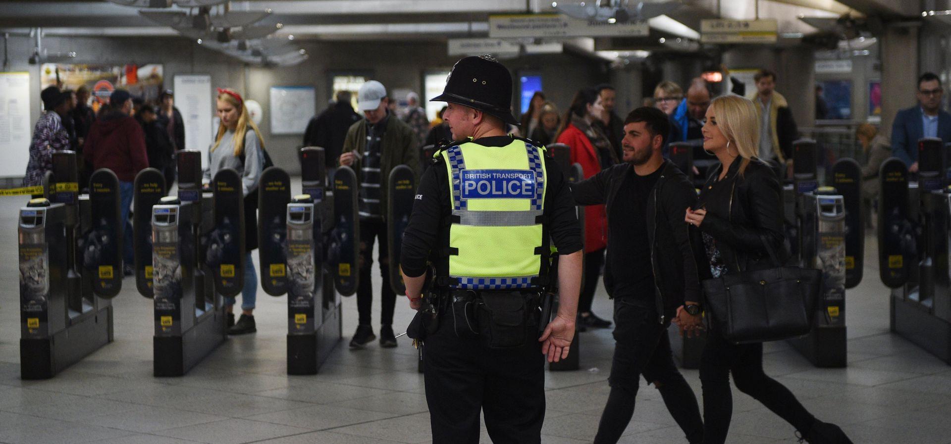 BRITANIJA Uhićena još jedna osoba zbog terorizma