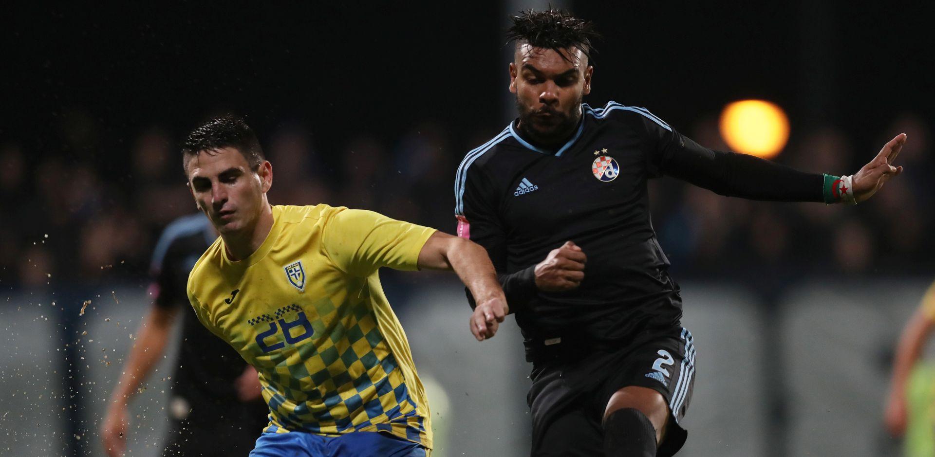 HNL Pobjedom u Zaprešiću Dinamo Rijeci pobjegao na +7