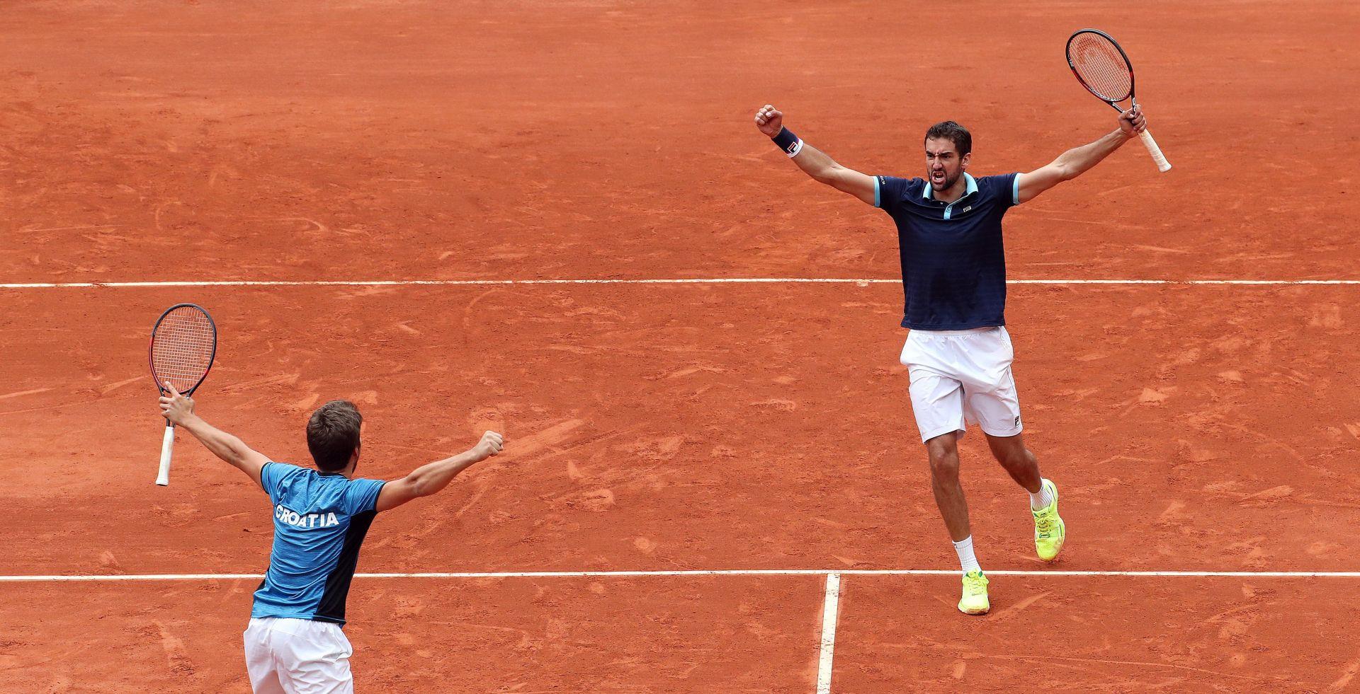 ATP MADRID Mektić i Peya u polufinalu