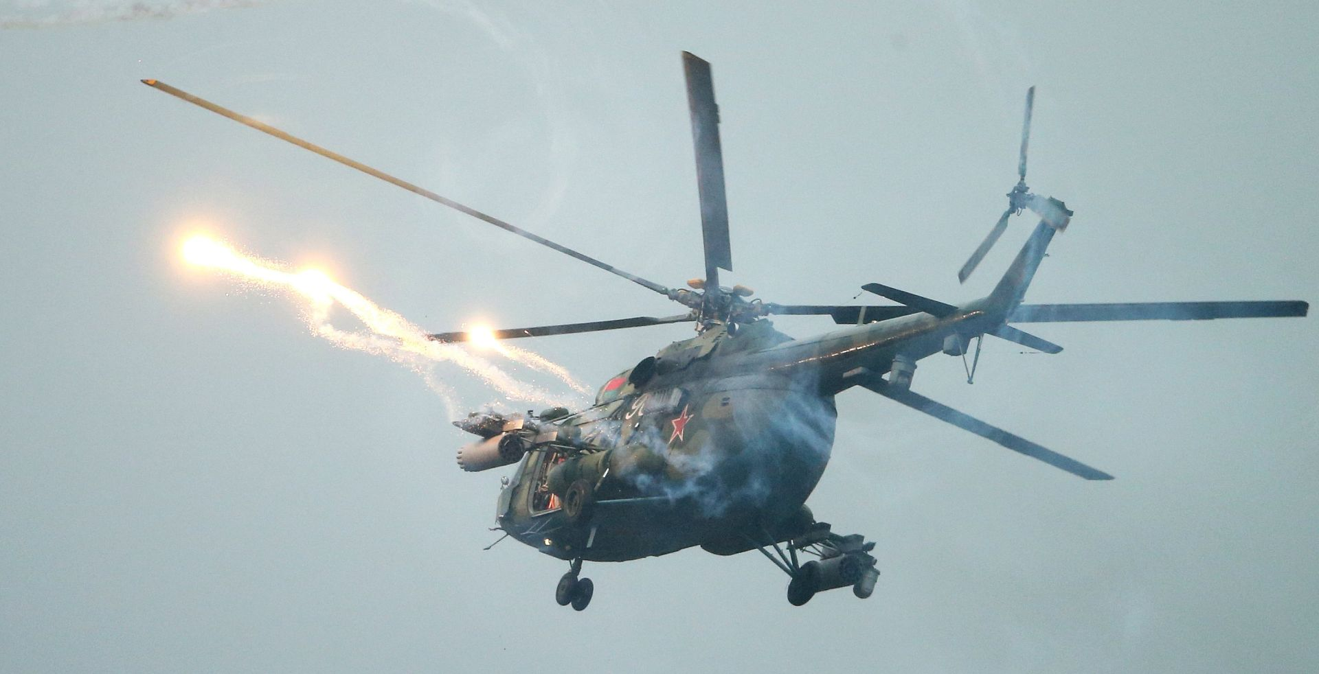 Ruski helikopter na vojnoj vježbi pogreškom pogodio civile
