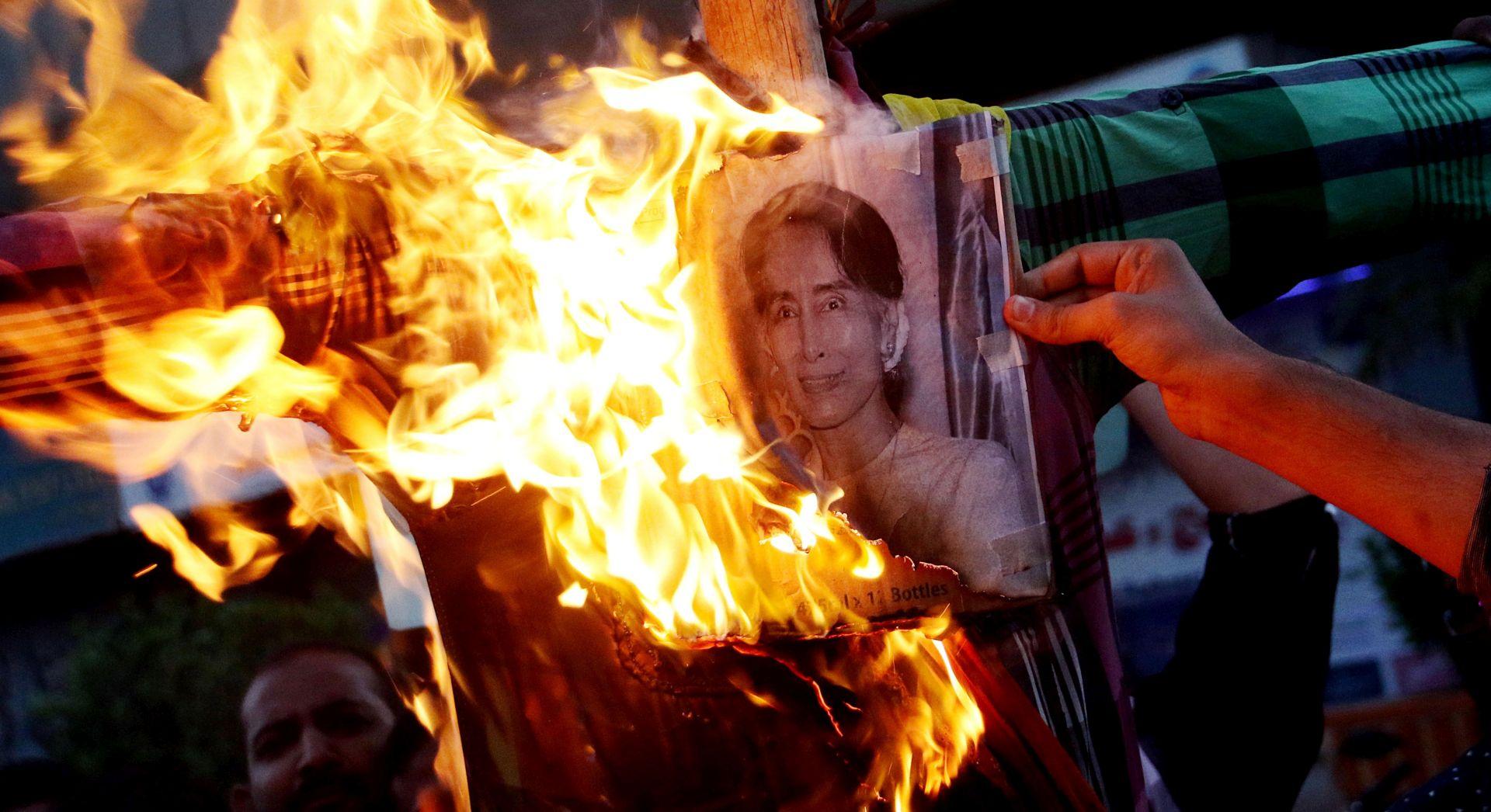 Aung San Suu Kyi spremna organizirati povratak izbjeglih Rohindža