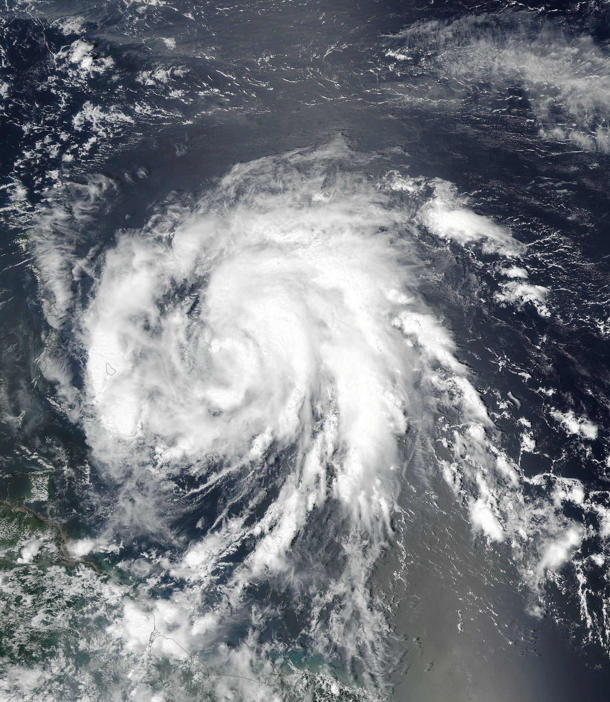Stručnjaci očekuju manje uragana na Atlantiku i Karibima u 2018.