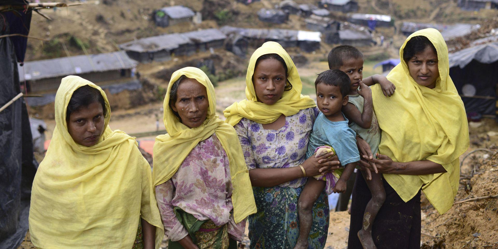AGONIJA Najmanje 12 mrtvih u brodolomu Rohindža izbjeglih u Bangladeš
