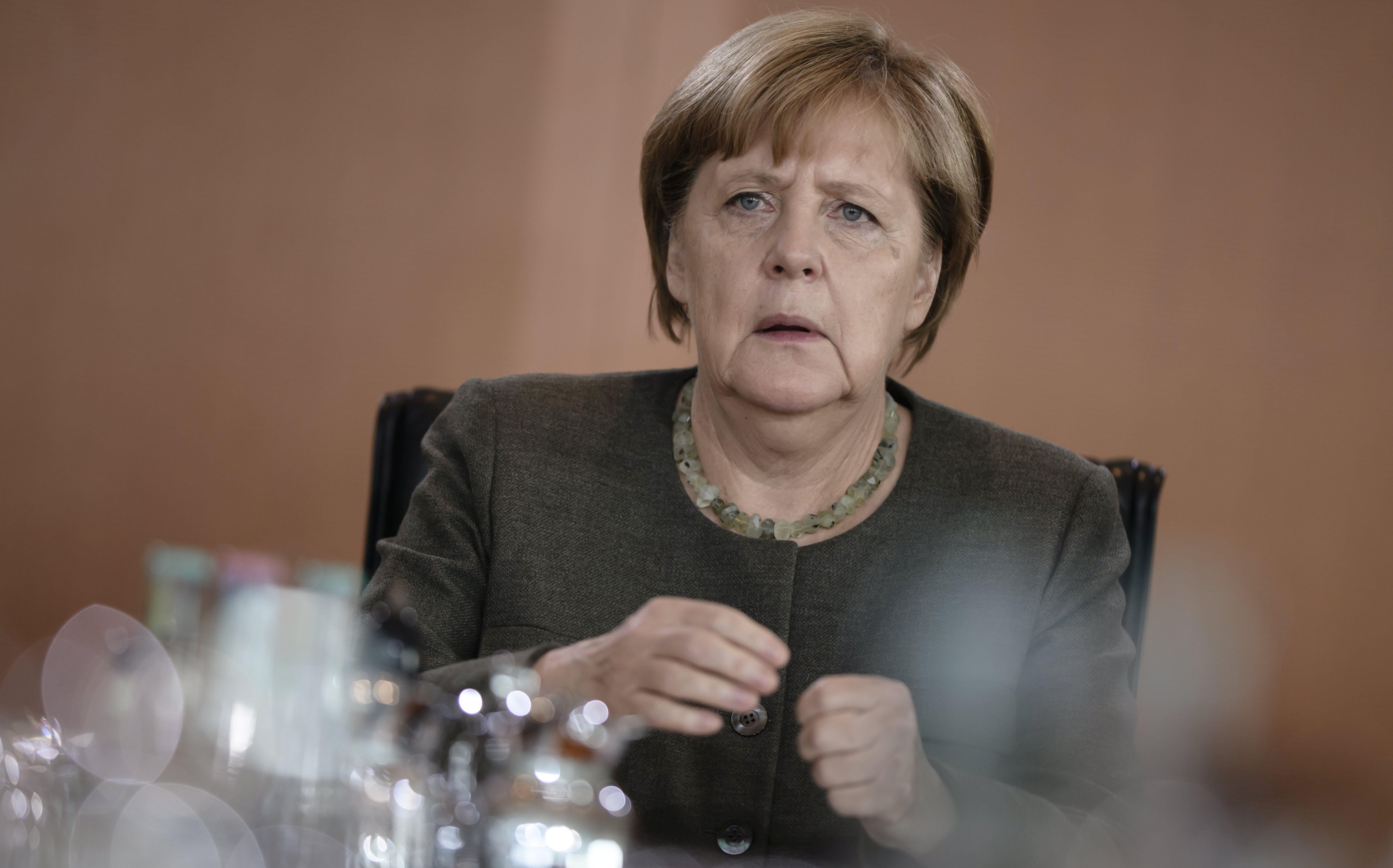 """MERKEL """"Njemačka ne smije zaboraviti holokaust"""""""