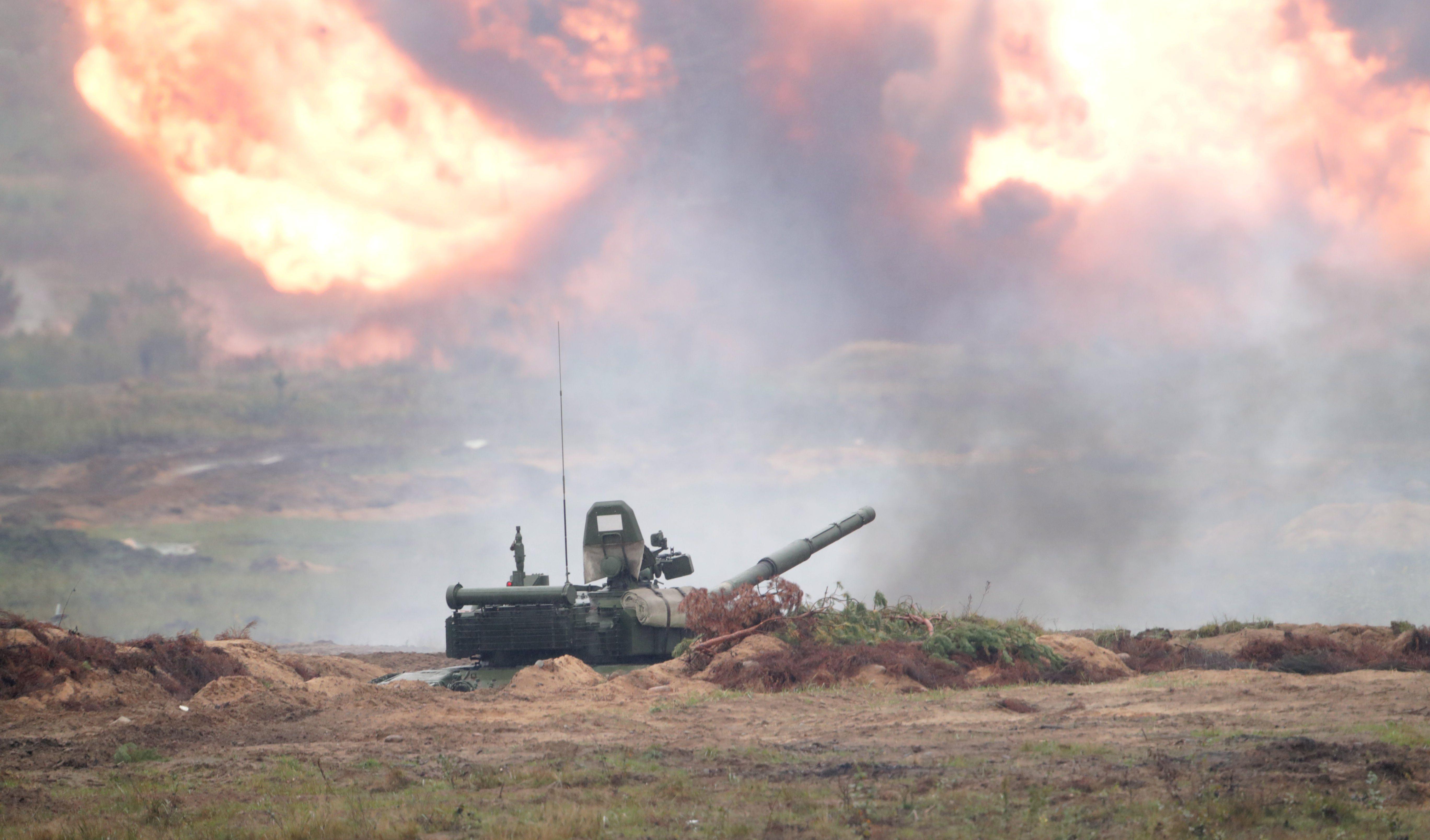 Ukrajina tvrdi kako Rusija nije povukla svu vojsku iz Bjelorusije