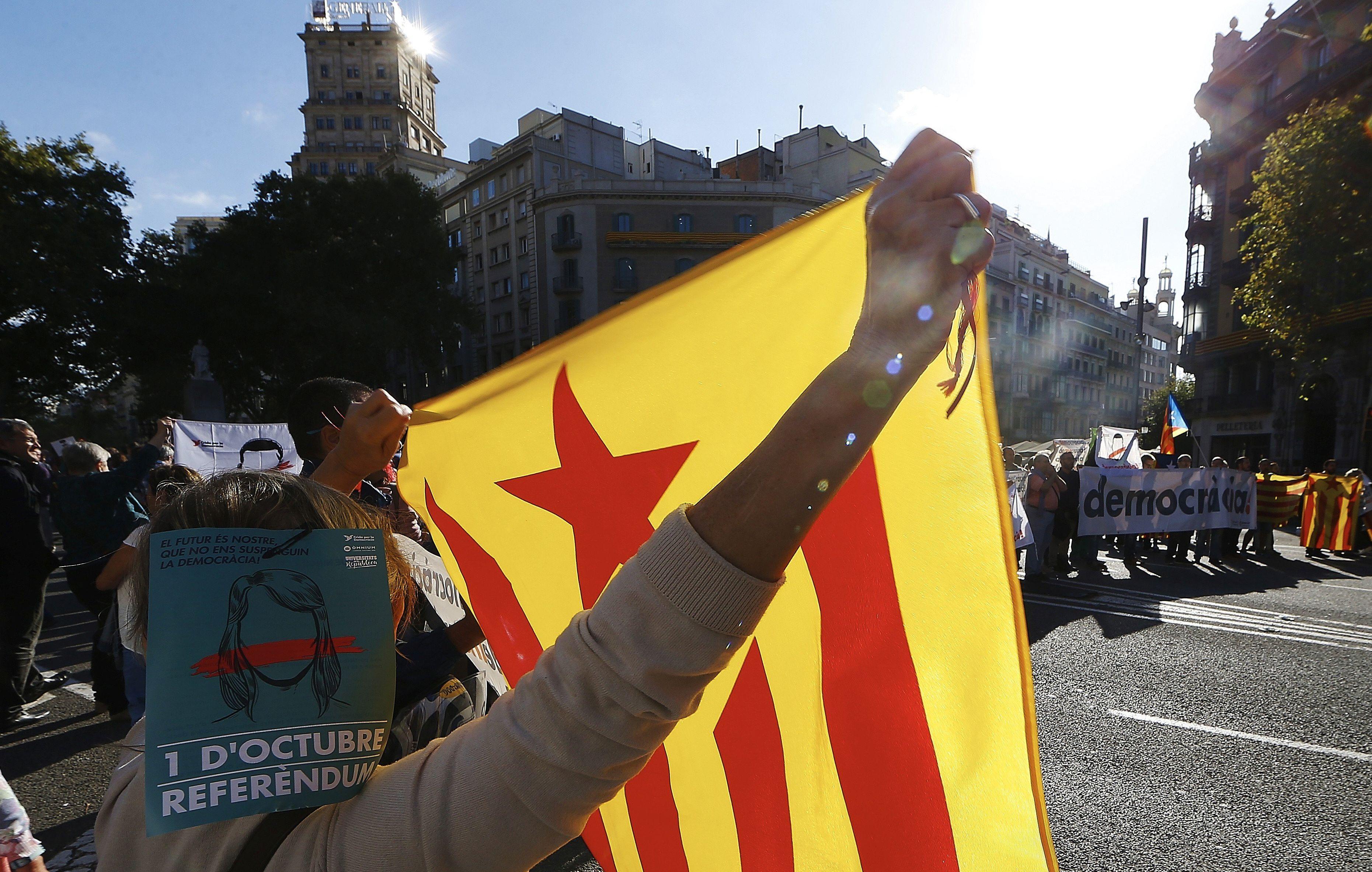 ŠPANJOLSKA VLADA KATALONIJI 'Da za dijalog, ali ne referendumu'