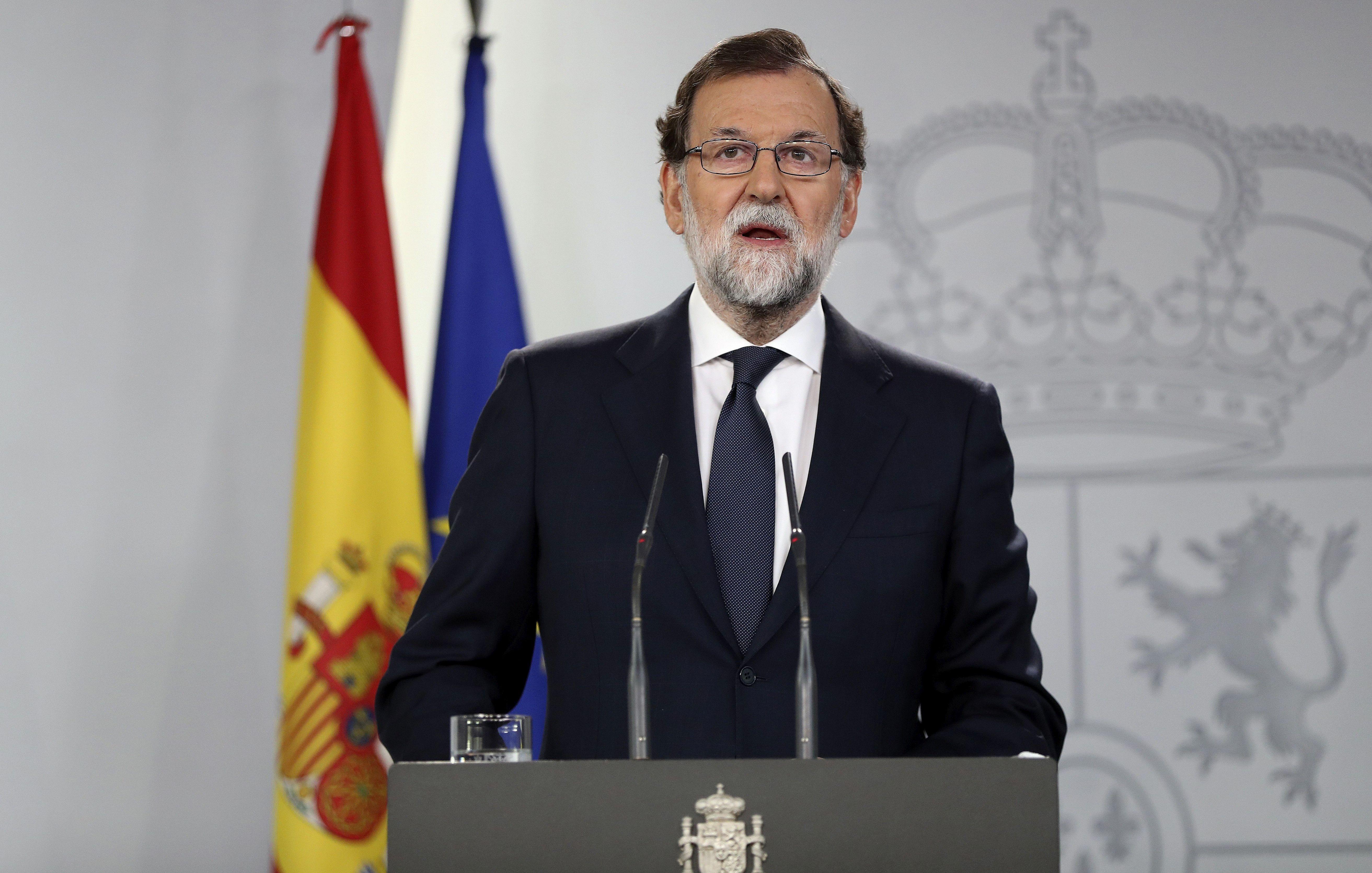 Rajoy poziva autonomaše Katalonije da priznaju da se referendum neće održati