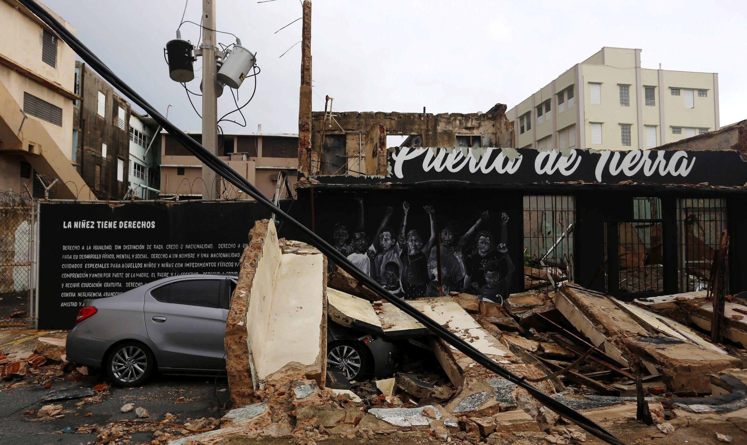 Stanje prirodne katastrofe proglašeno u Portoriku