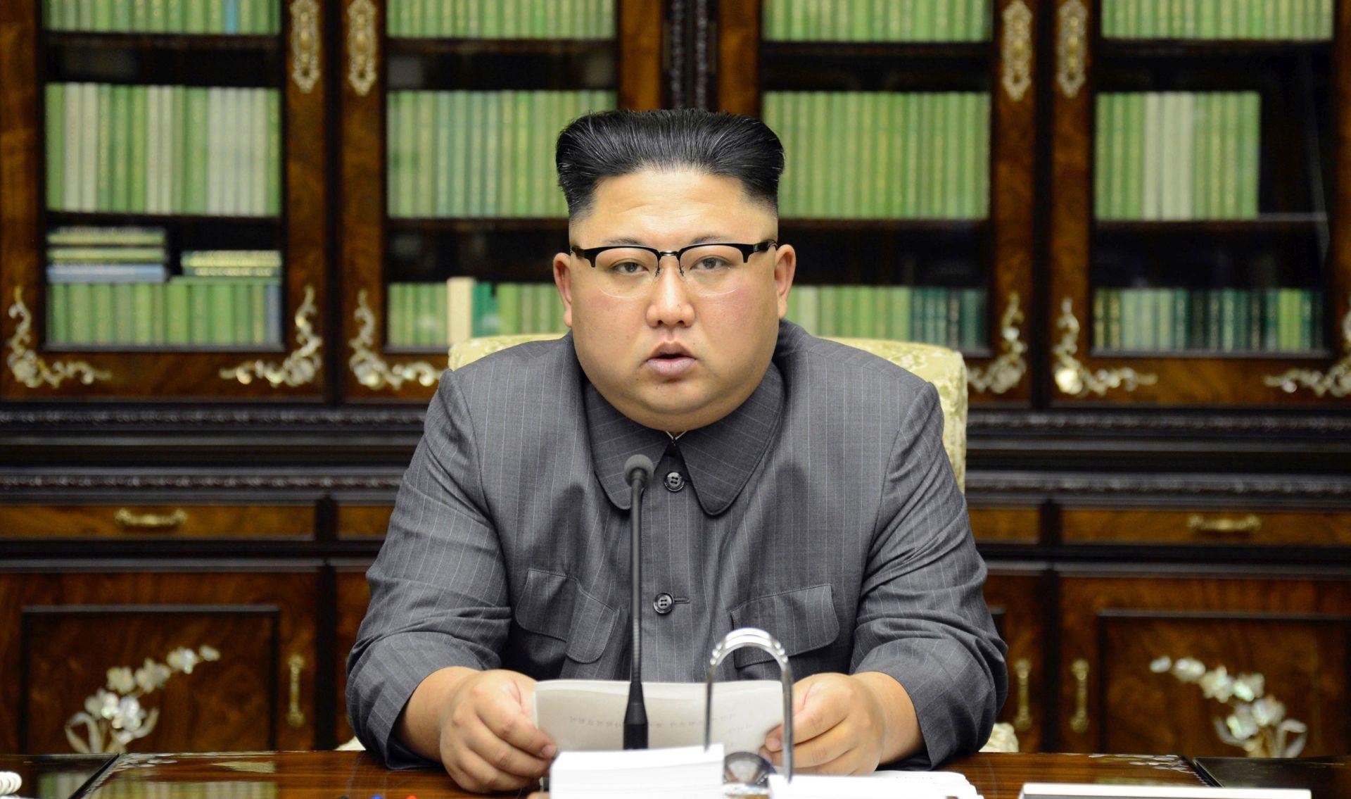 TRUMP (POTUS): Perverzna diktatura Sjverne Koreje ne može ucjenjivati svijet