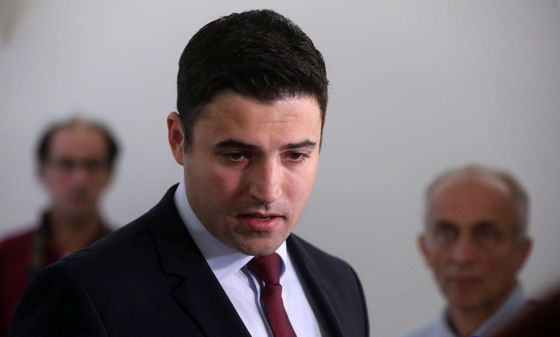 """BERNARDIĆ """"Ono što najviše karakterizira Plenkovićevu Vladu je bježanje od problema"""""""