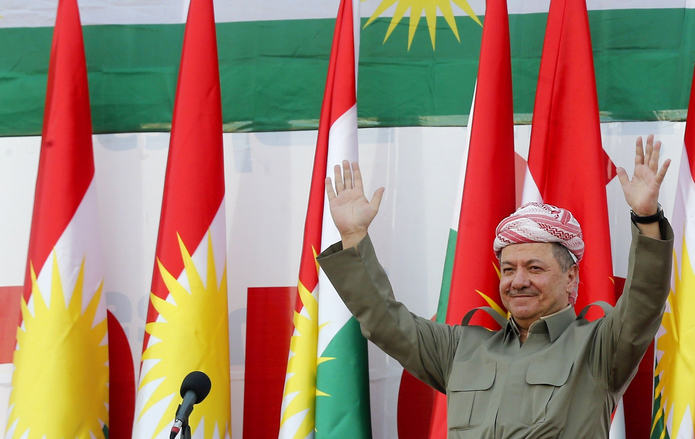 Washington ne priznaje referendum iračkih Kurda, poziva na dijalog