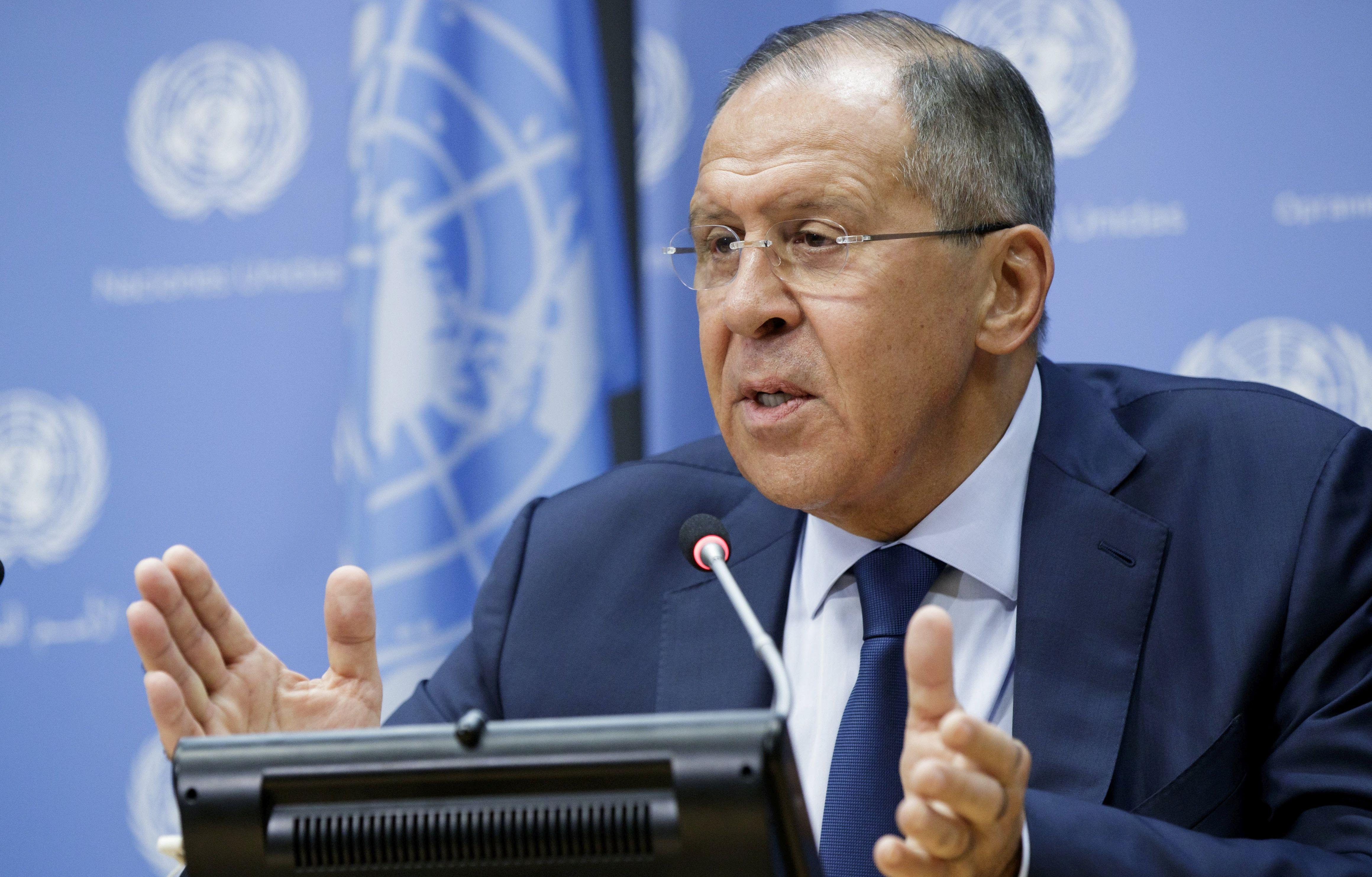 """Lavrov optužio koaliciju za """"provokaciju"""" ruskih snaga u Siriji"""