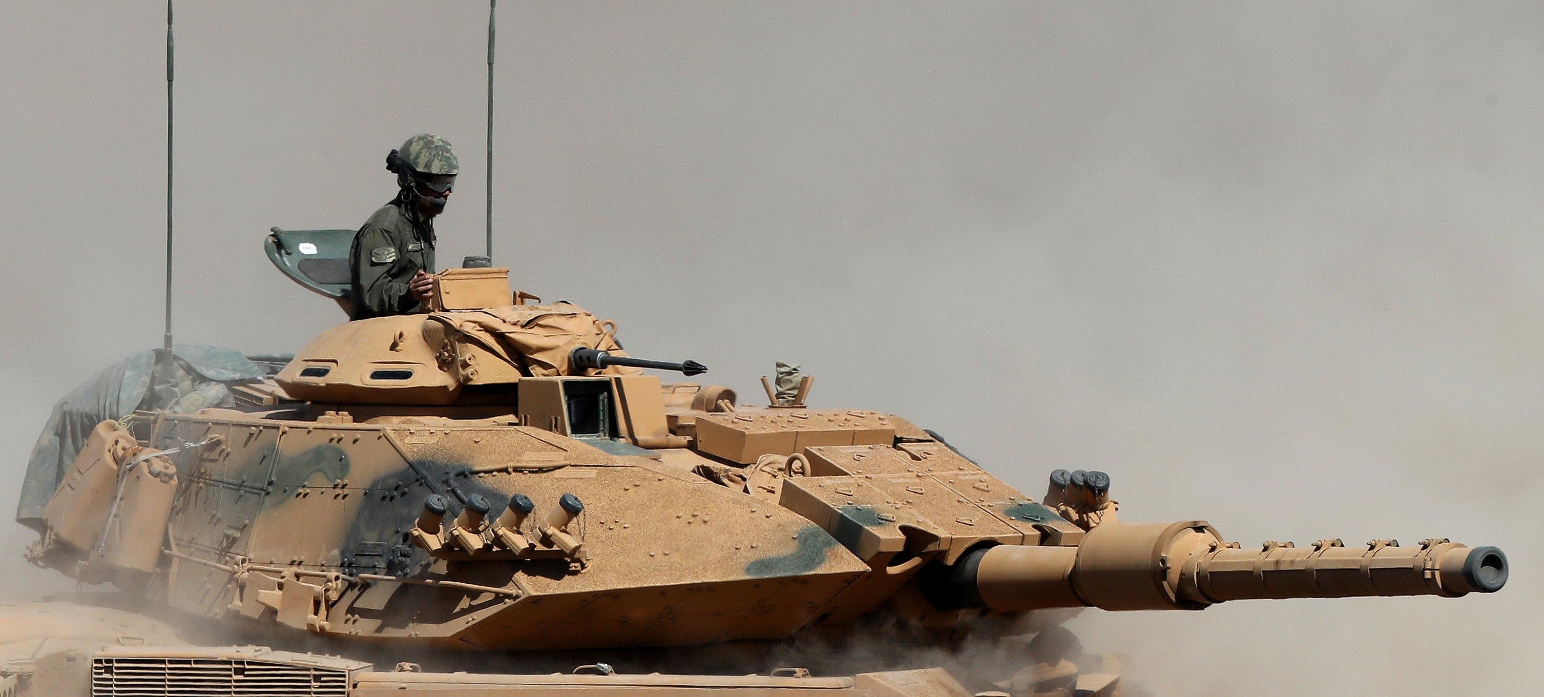 Sirijski pobunjenici zauzeli veliko plinsko polje u pokrajini Deir al-Zor