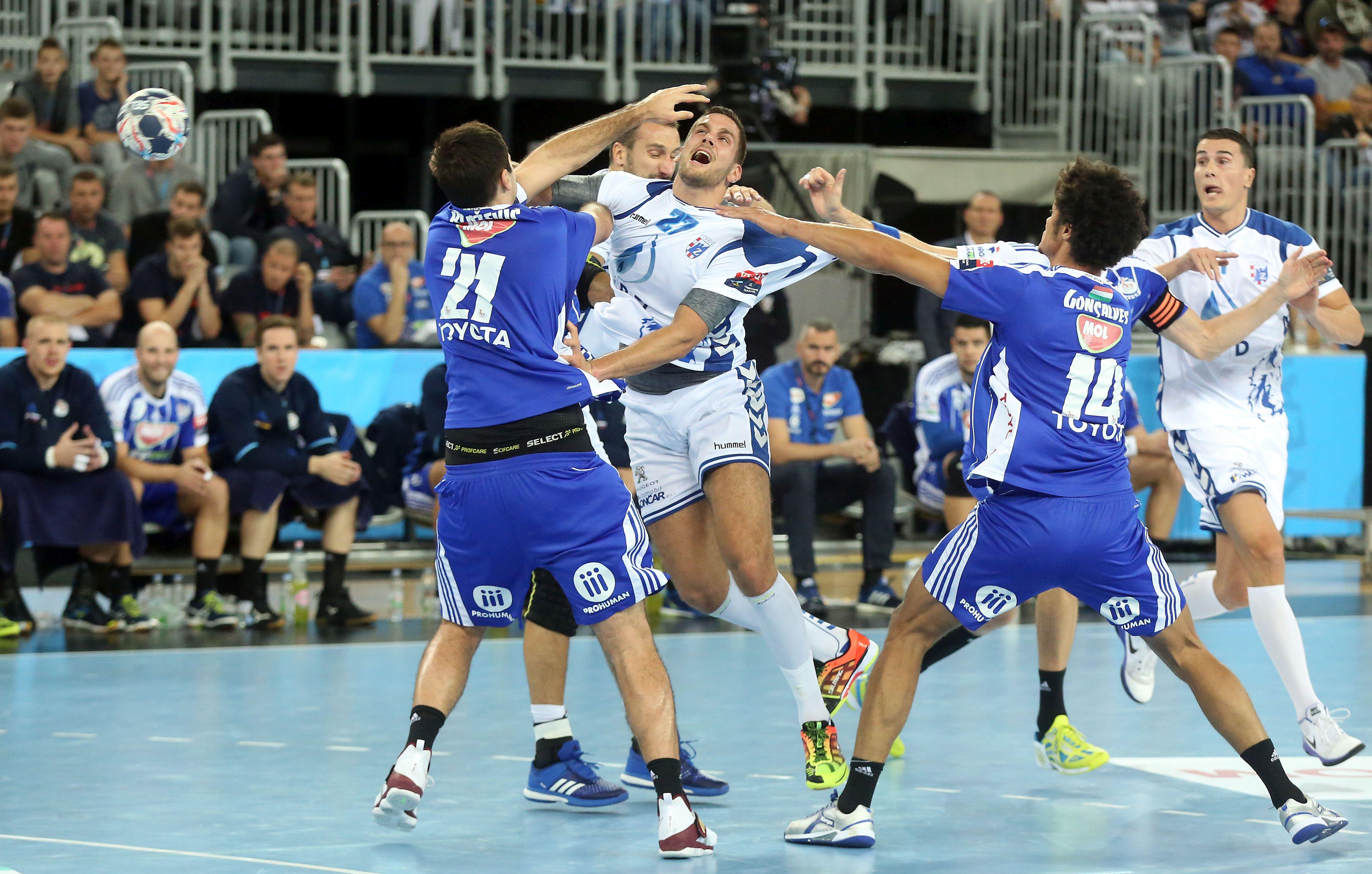 PPD Zagreb nemoćan protiv Pick Szegeda