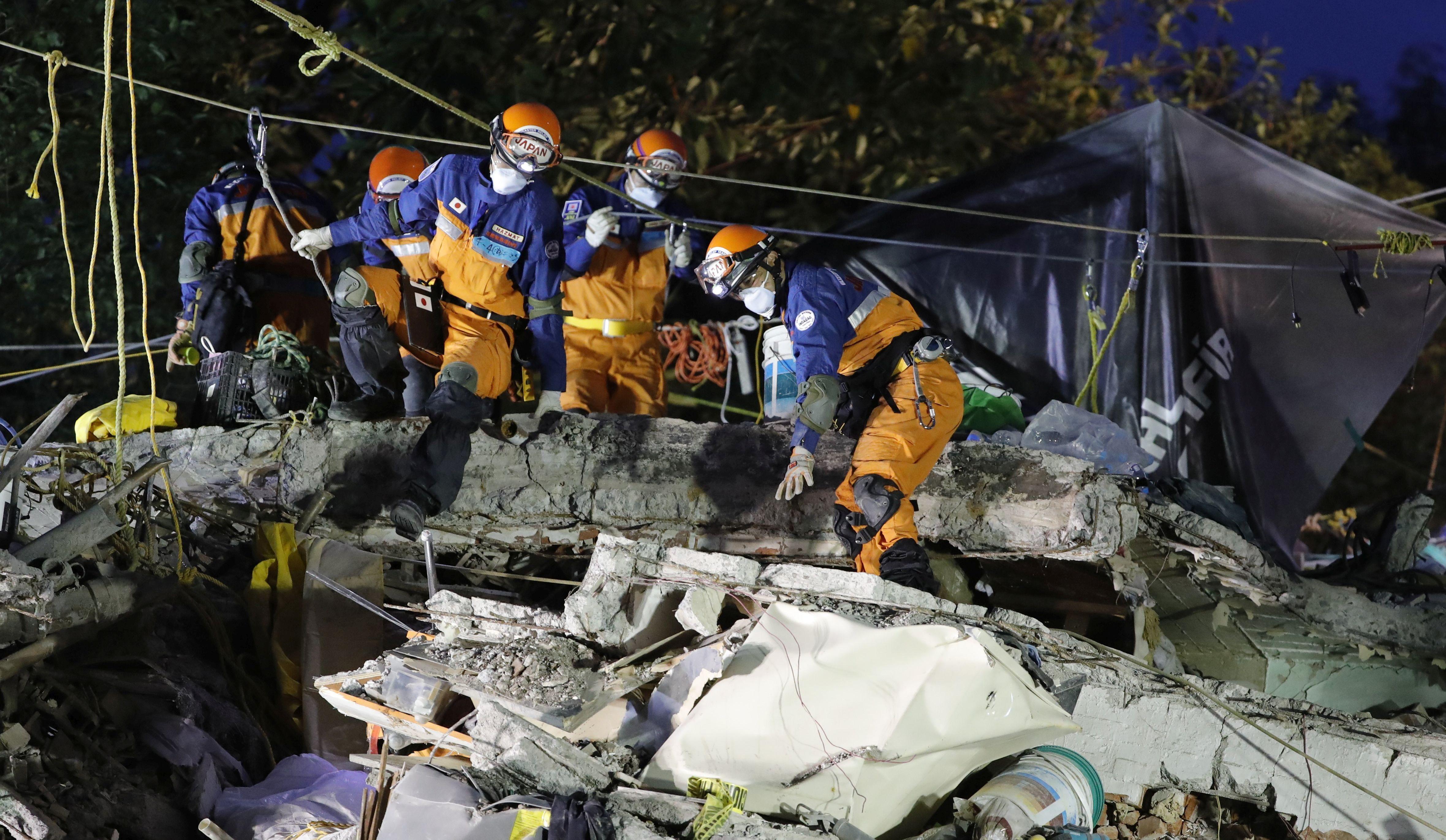Novi snažni potres pogodio Meksiko