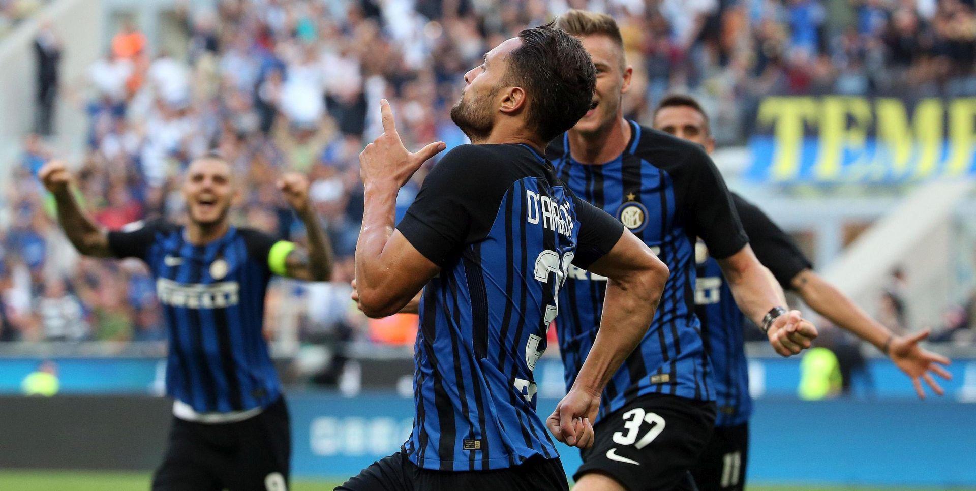 SERIE A Inter minimalno slavio protiv Genoe, pobjeda Lazija