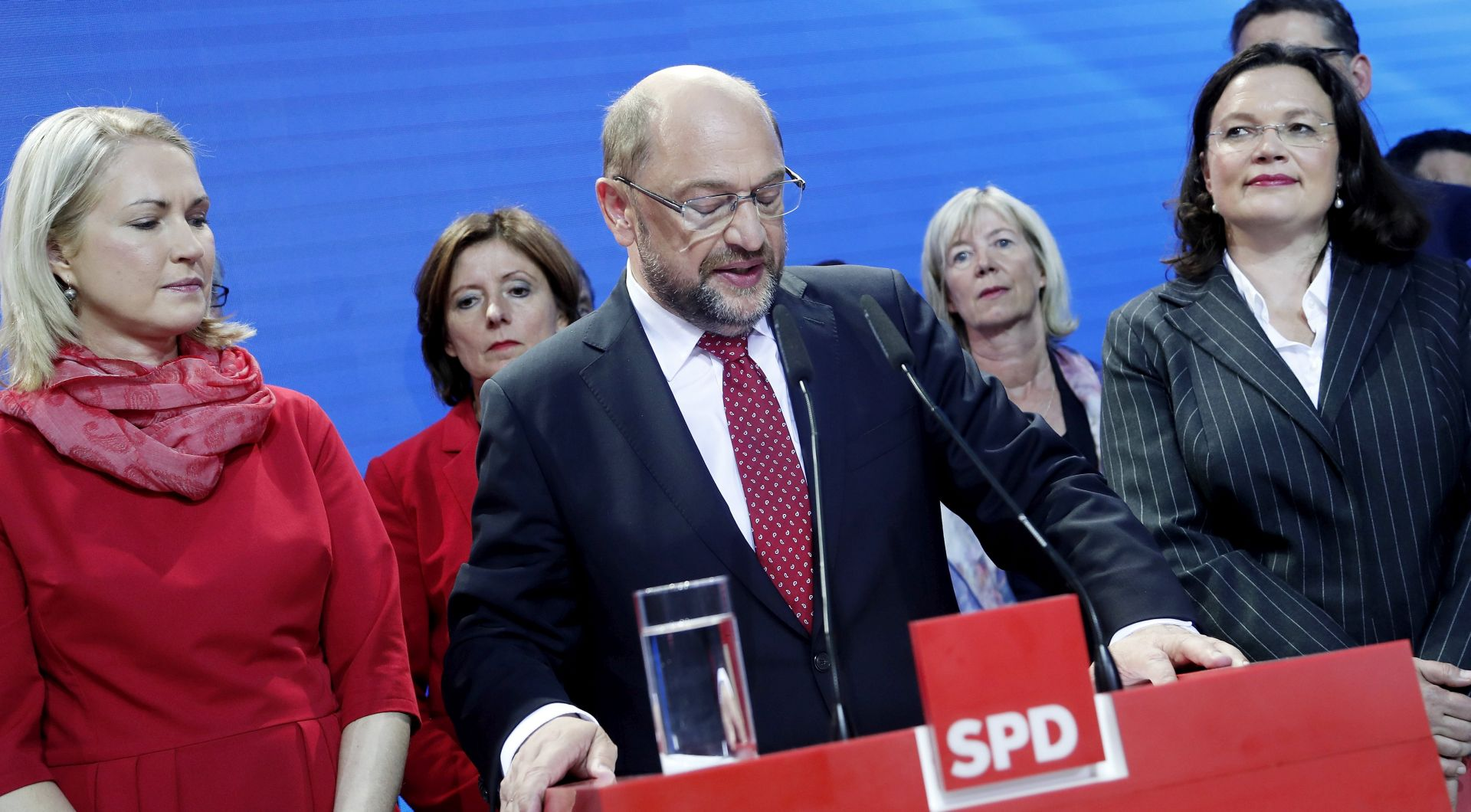 Schulz ponovno izabran za predsjednika njemačkog SPD-a