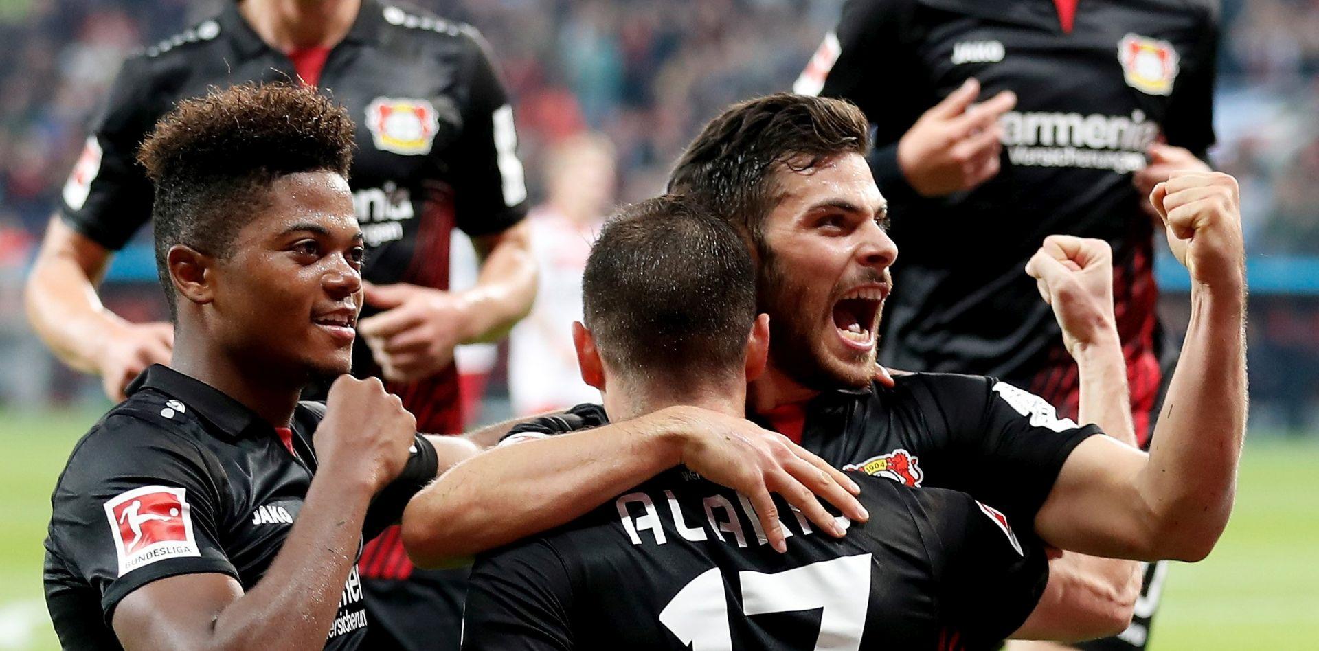 BUNDESLIGA Pobjeda Bayera, Kölnu prvi ovosezonski bod