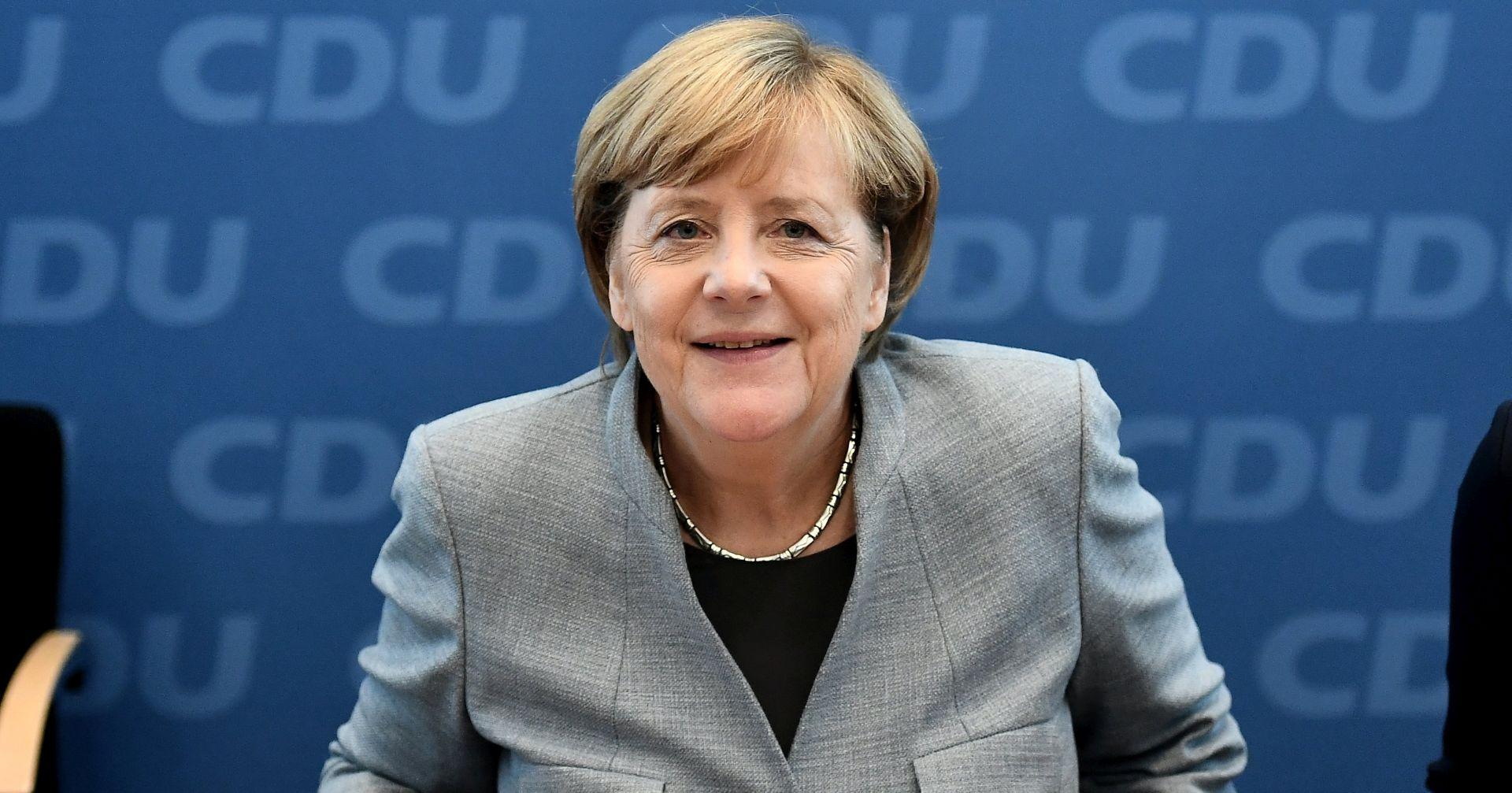 Angela Merkel po četvrti put izabrana za njemačku kancelarku