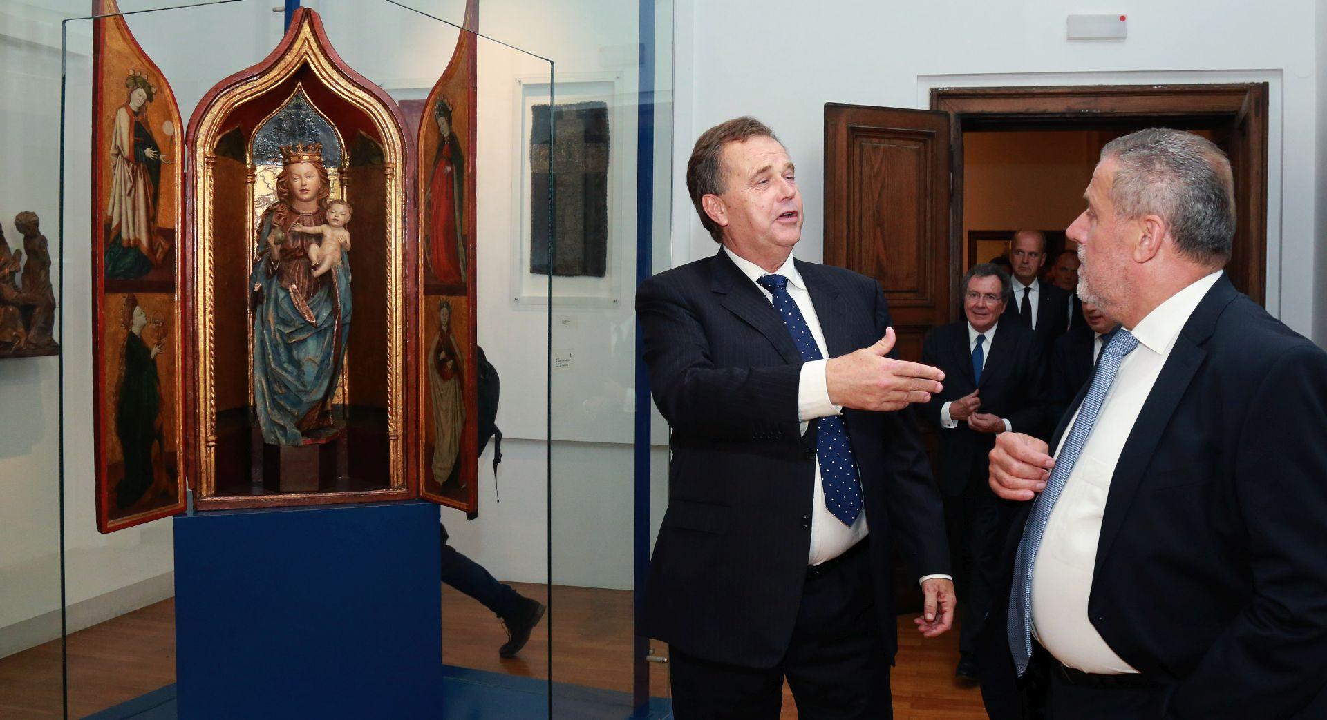 Djela četvorice venecijanskih majstora veduta na izložbi u Muzeju za umjetnost i obrt
