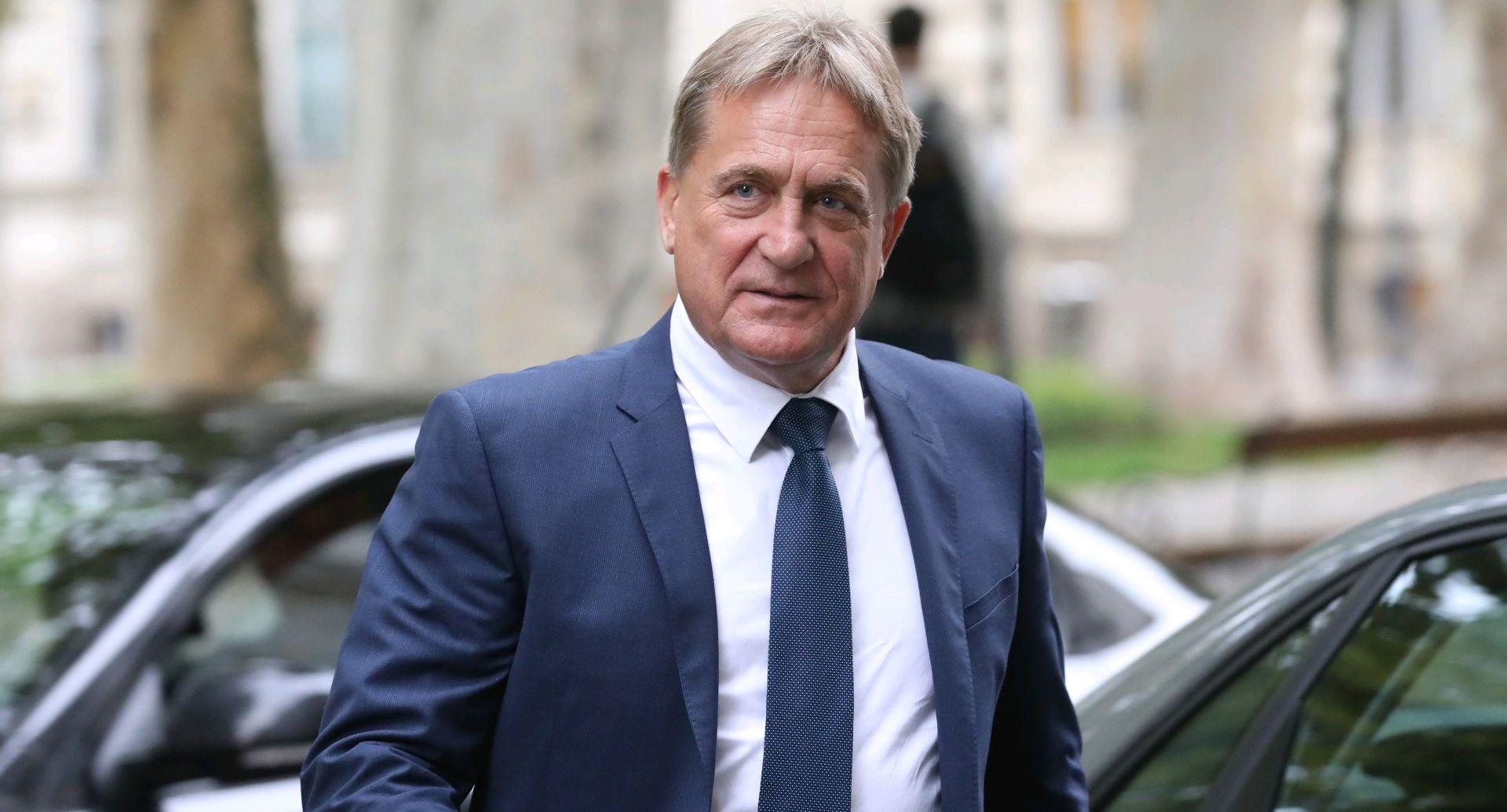 """ŽDERIĆ: """"Sanader i Kalmeta sugerirali da se u izgradnju ceste do Gaženice uključi i Skladgradnja"""""""