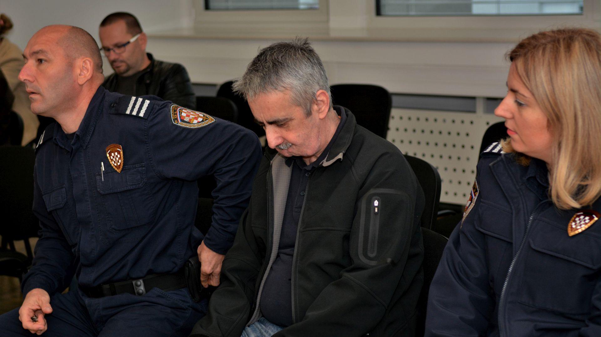 Damir Matan osuđen na 31 godinu zatvora zbog ubojstva supruge u Karlovcu 2015.