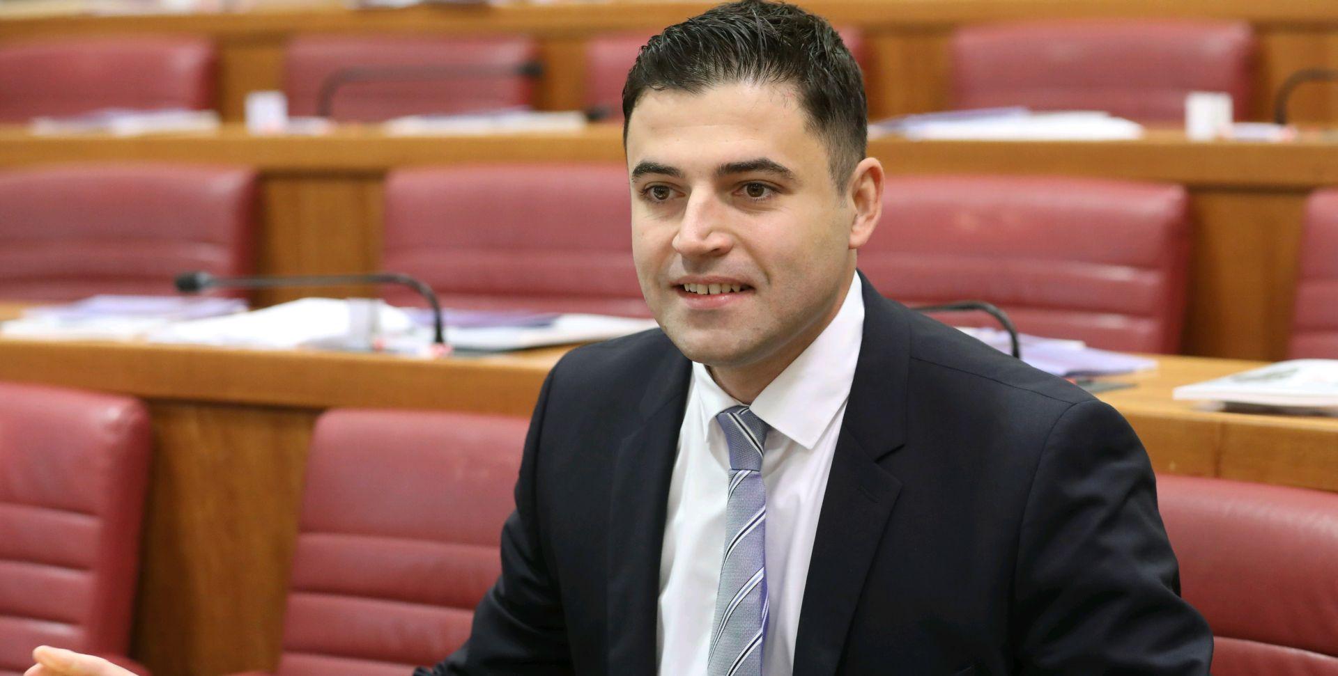 BERNARDIĆ 'Plenkovićeva vlada je vlada u odlasku'