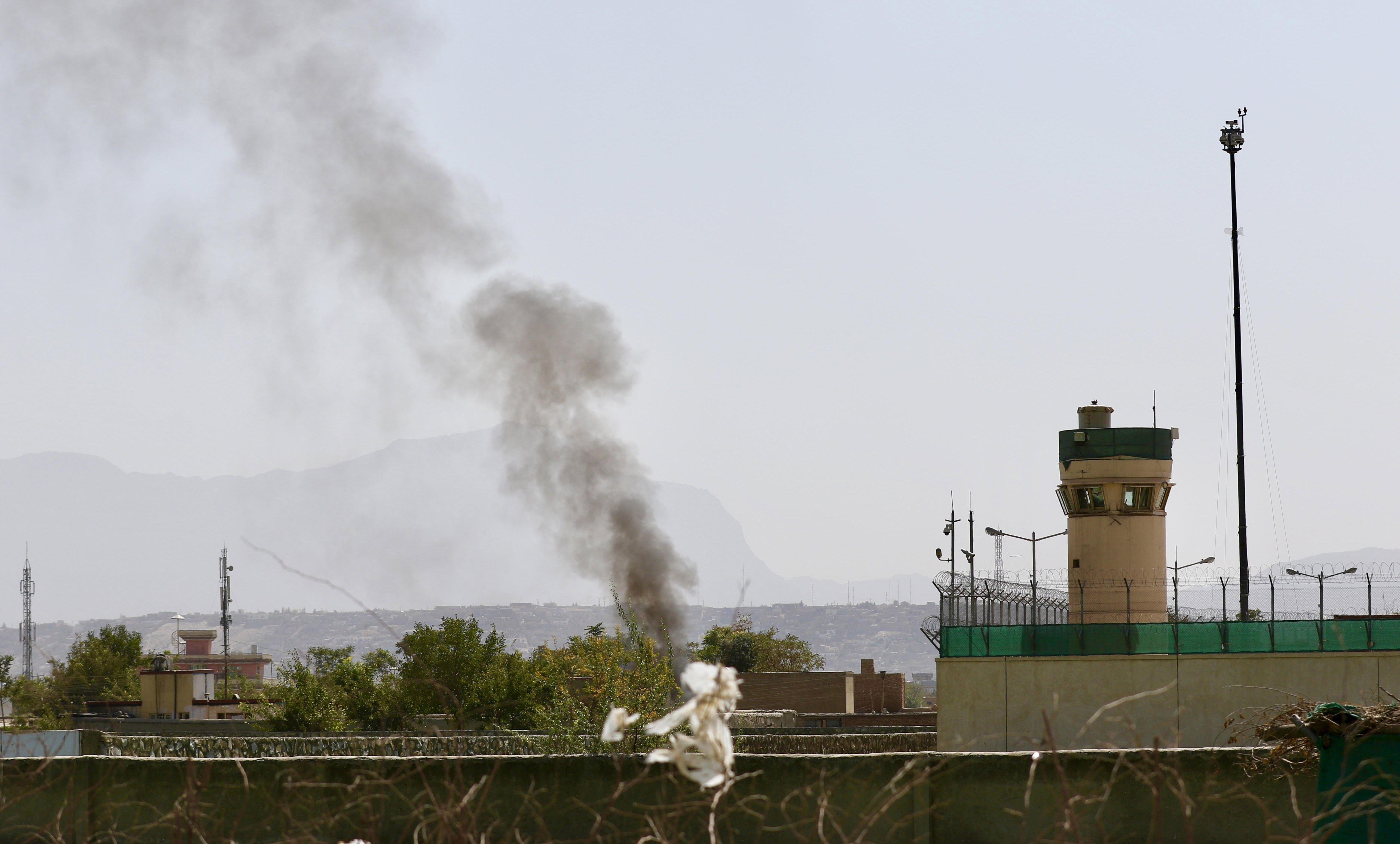 """U američkom zračnom napadu na Kabul """"više žrtava"""""""