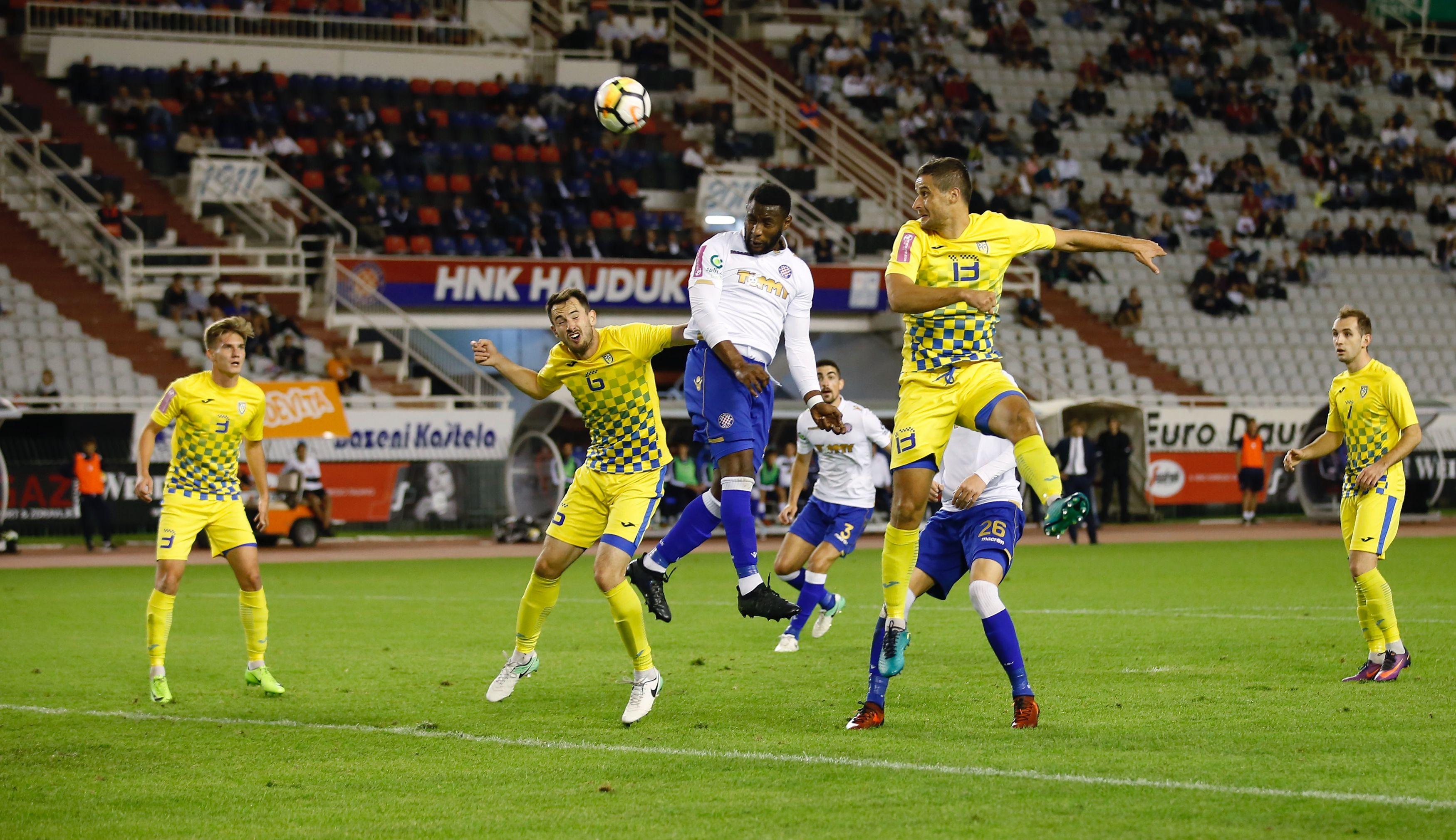 HNL Hajduk – Inter 2-0